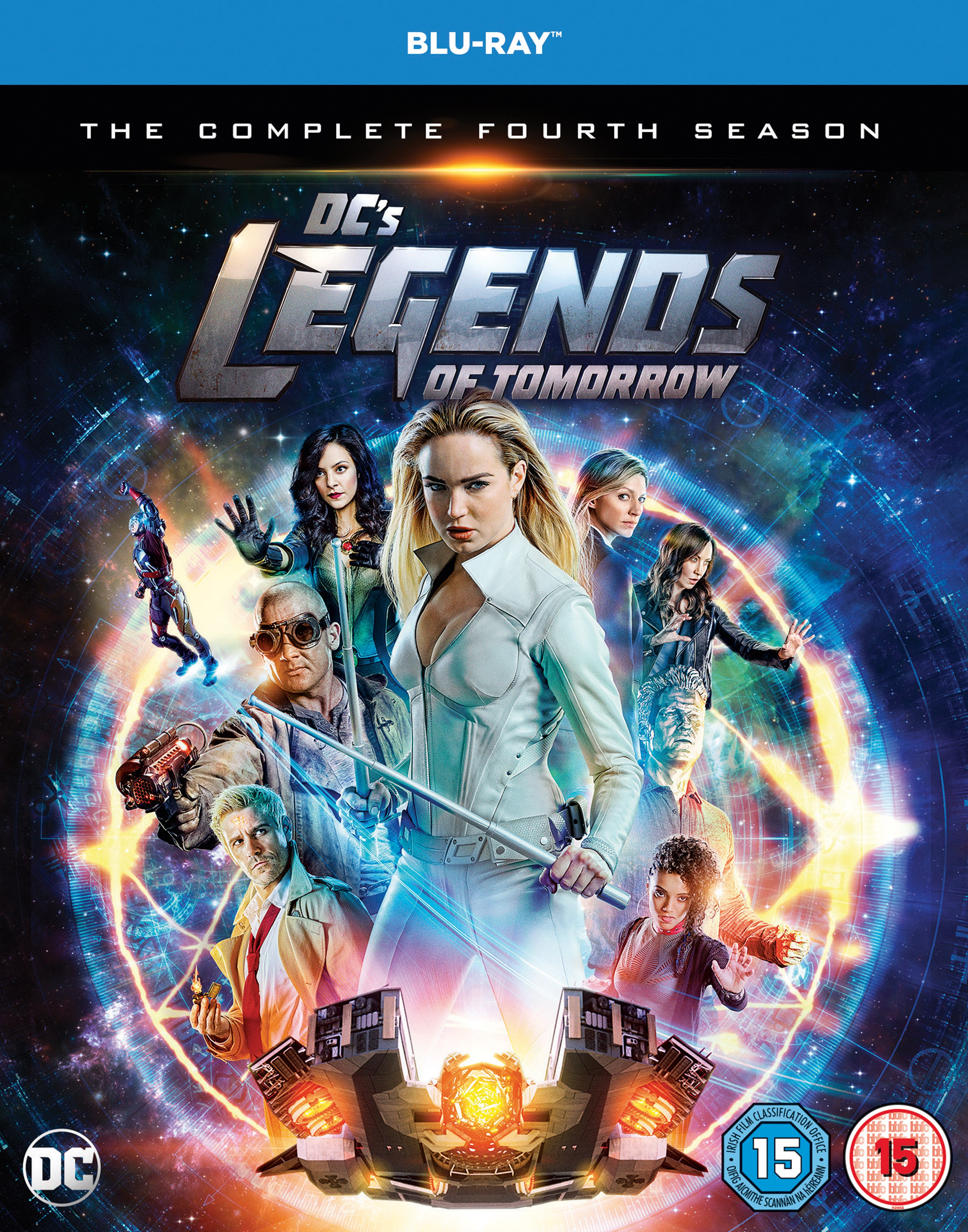 DC's Legends of Tomorrow: The Complete Fourth Season - 1