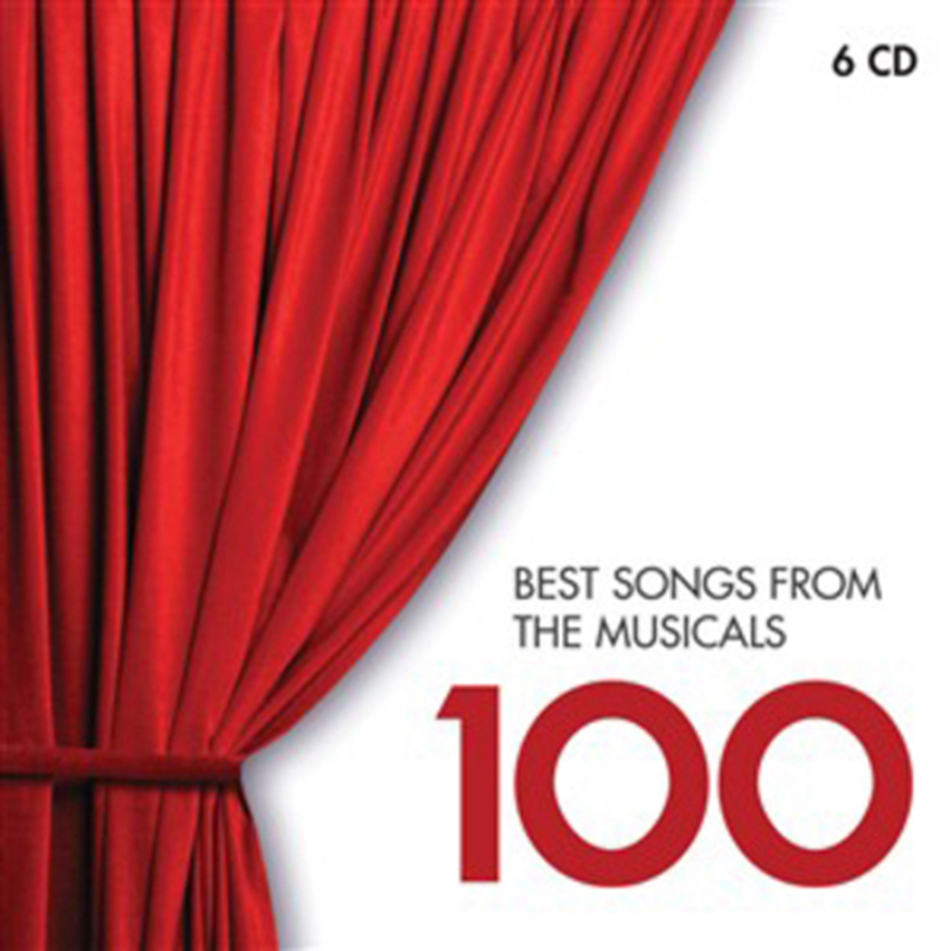 100 Best Songs from the Musicals - 1