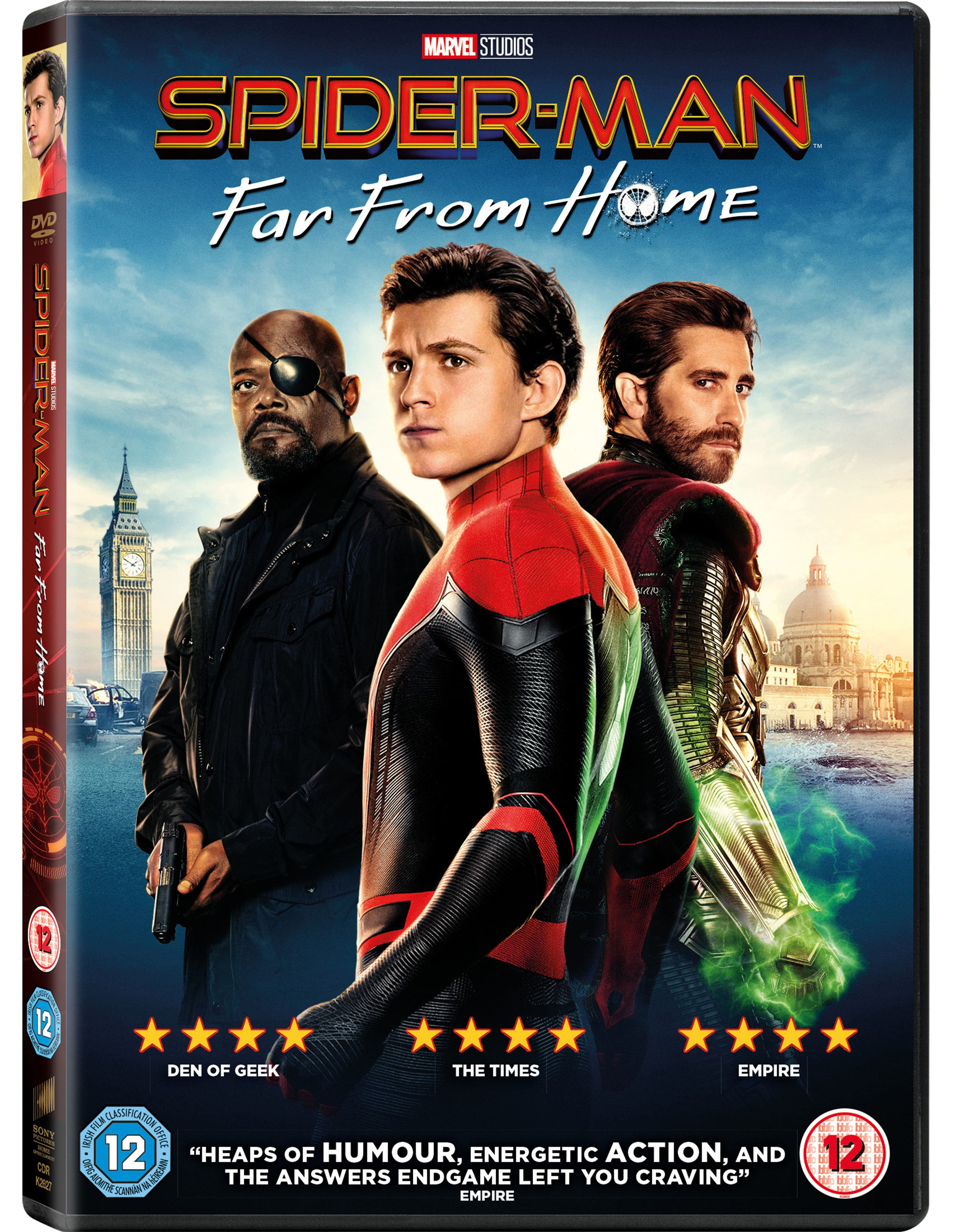 Spider-Man - Far from Home - 2