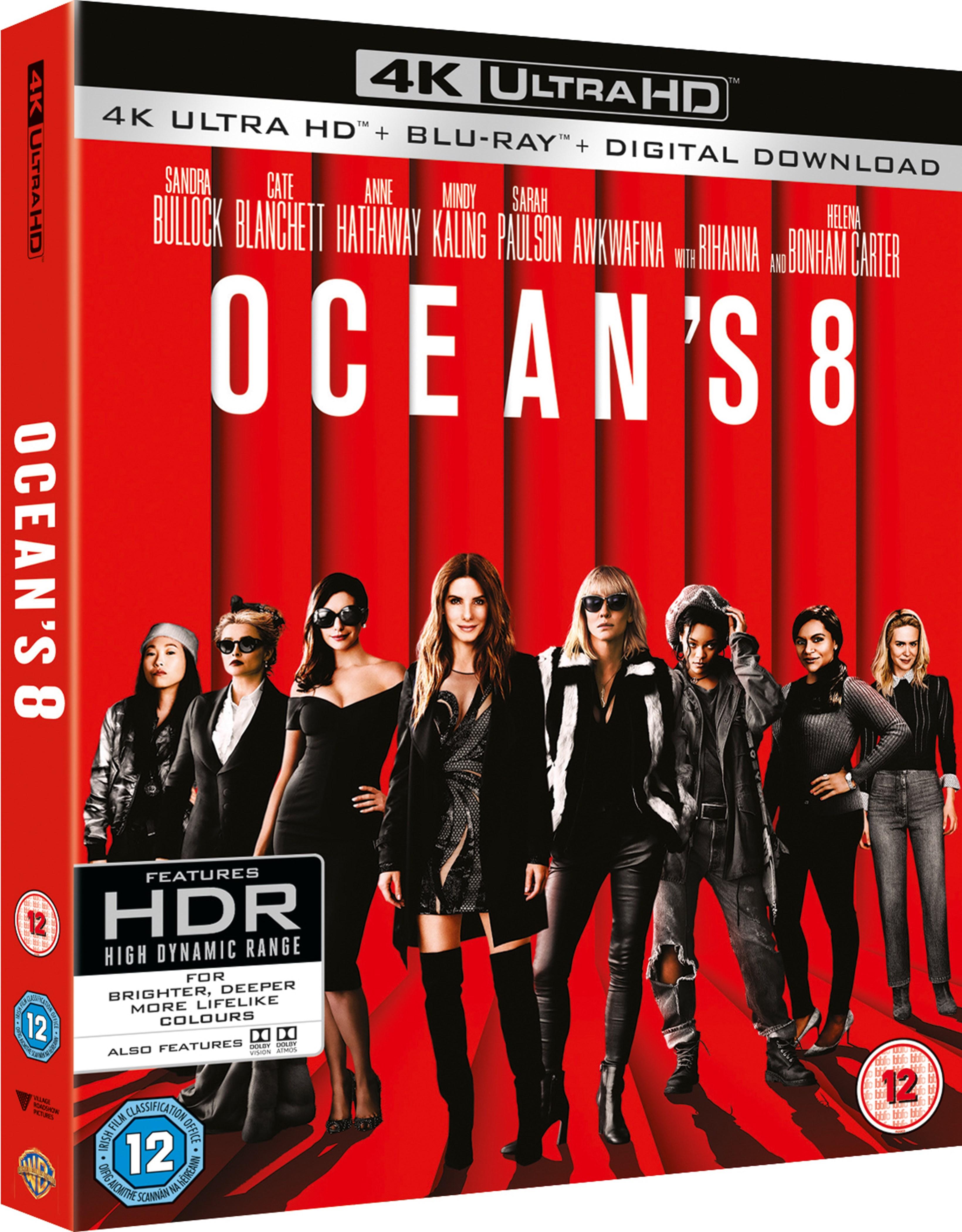 Ocean's 8 - 2