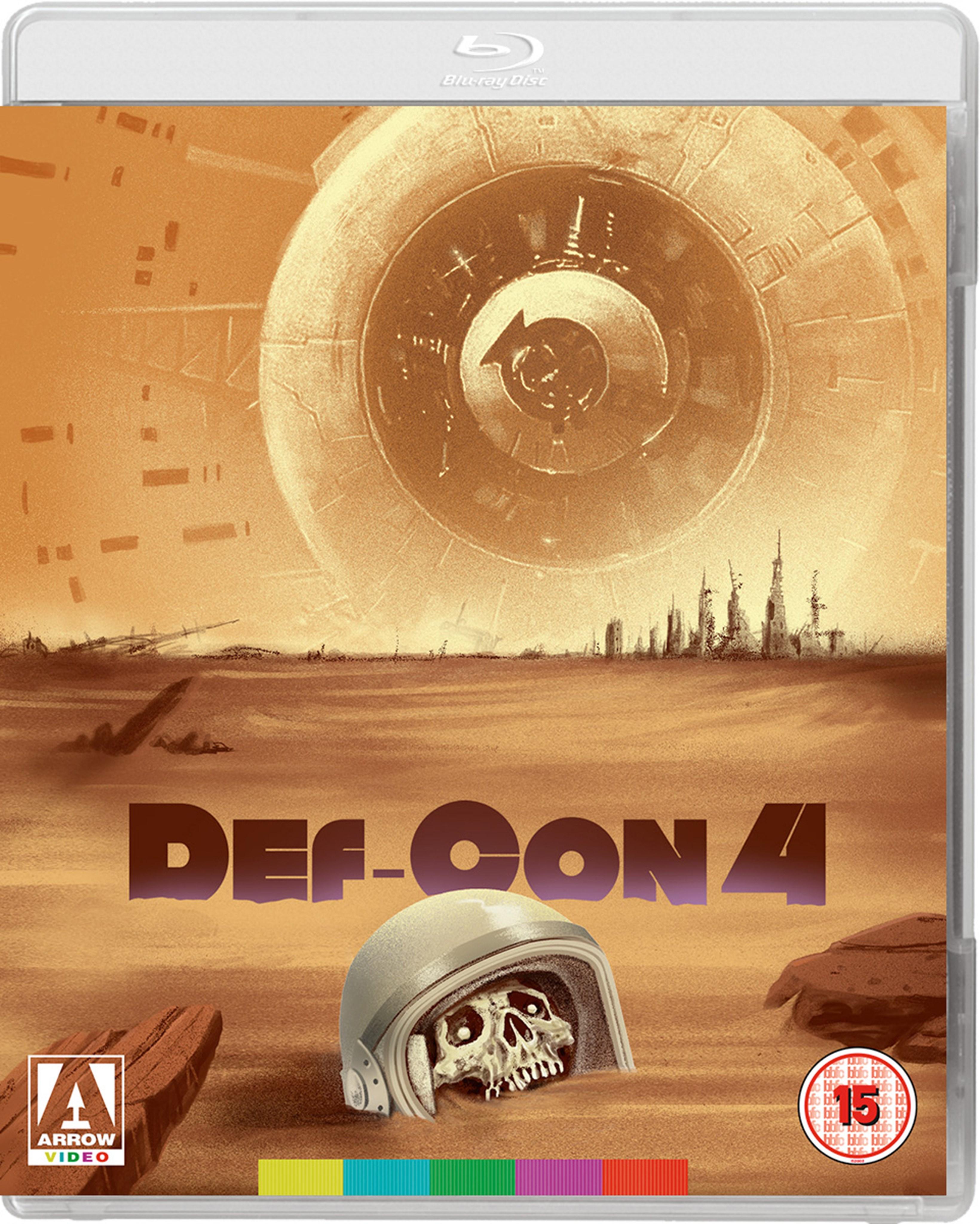 Def-Con 4 - 1