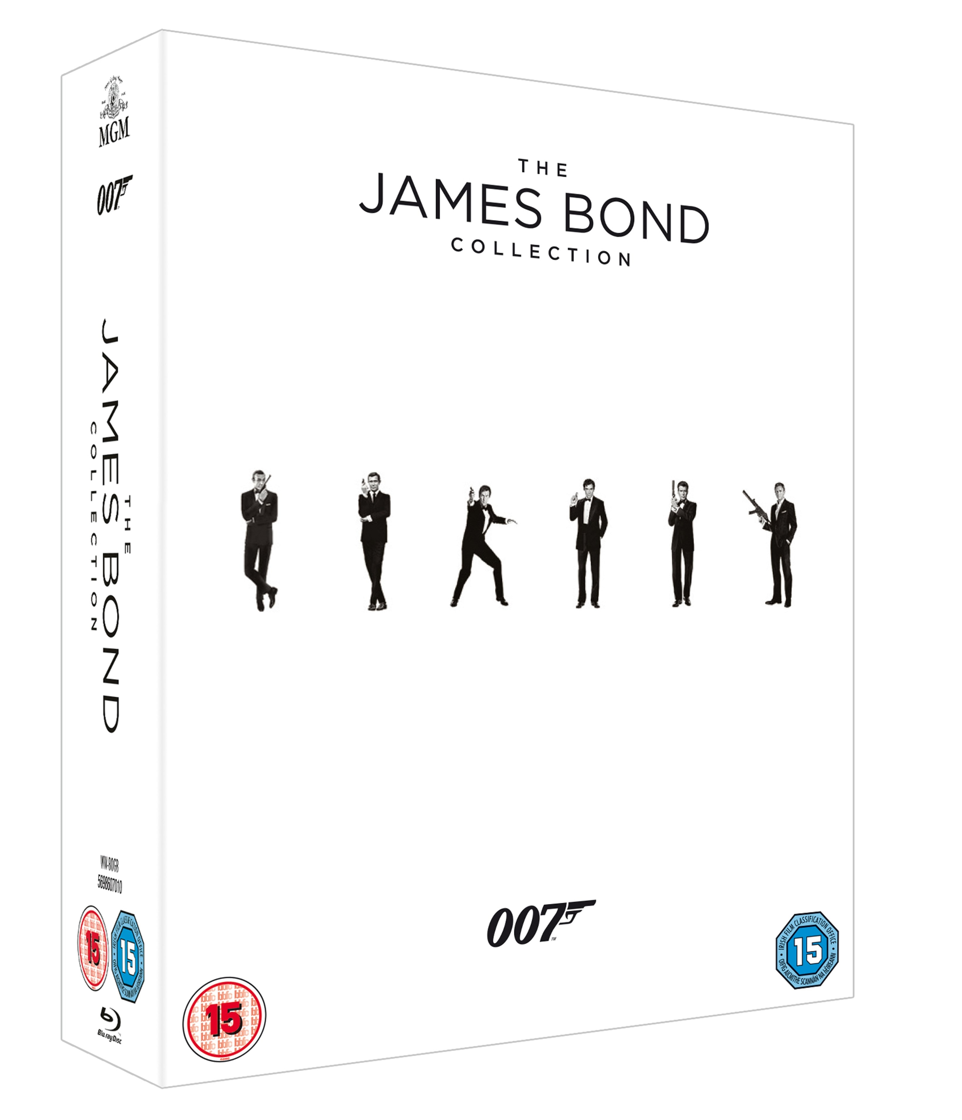 The James Bond Collection - 2