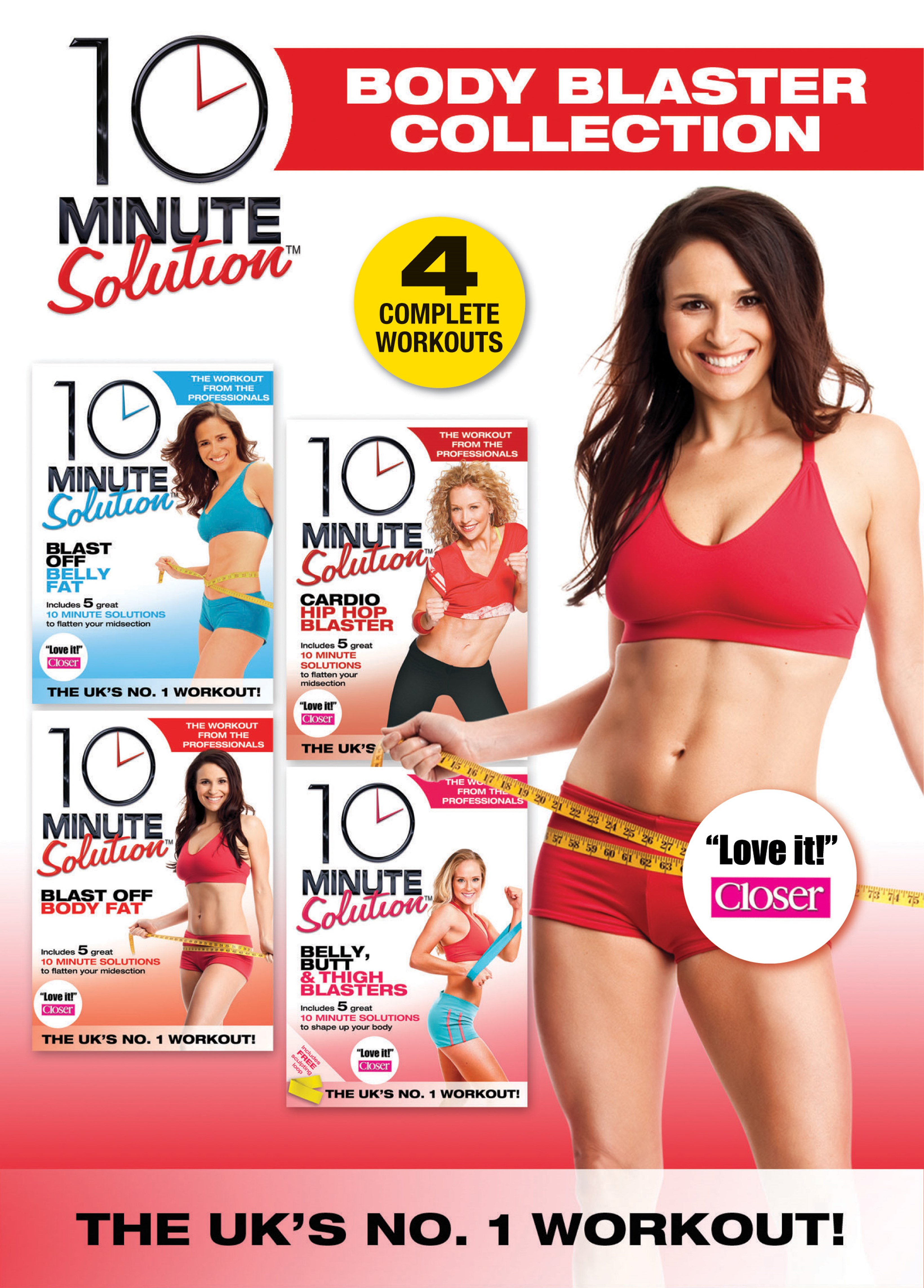 10 Minute Solution: The Body Blaster Collection - 1