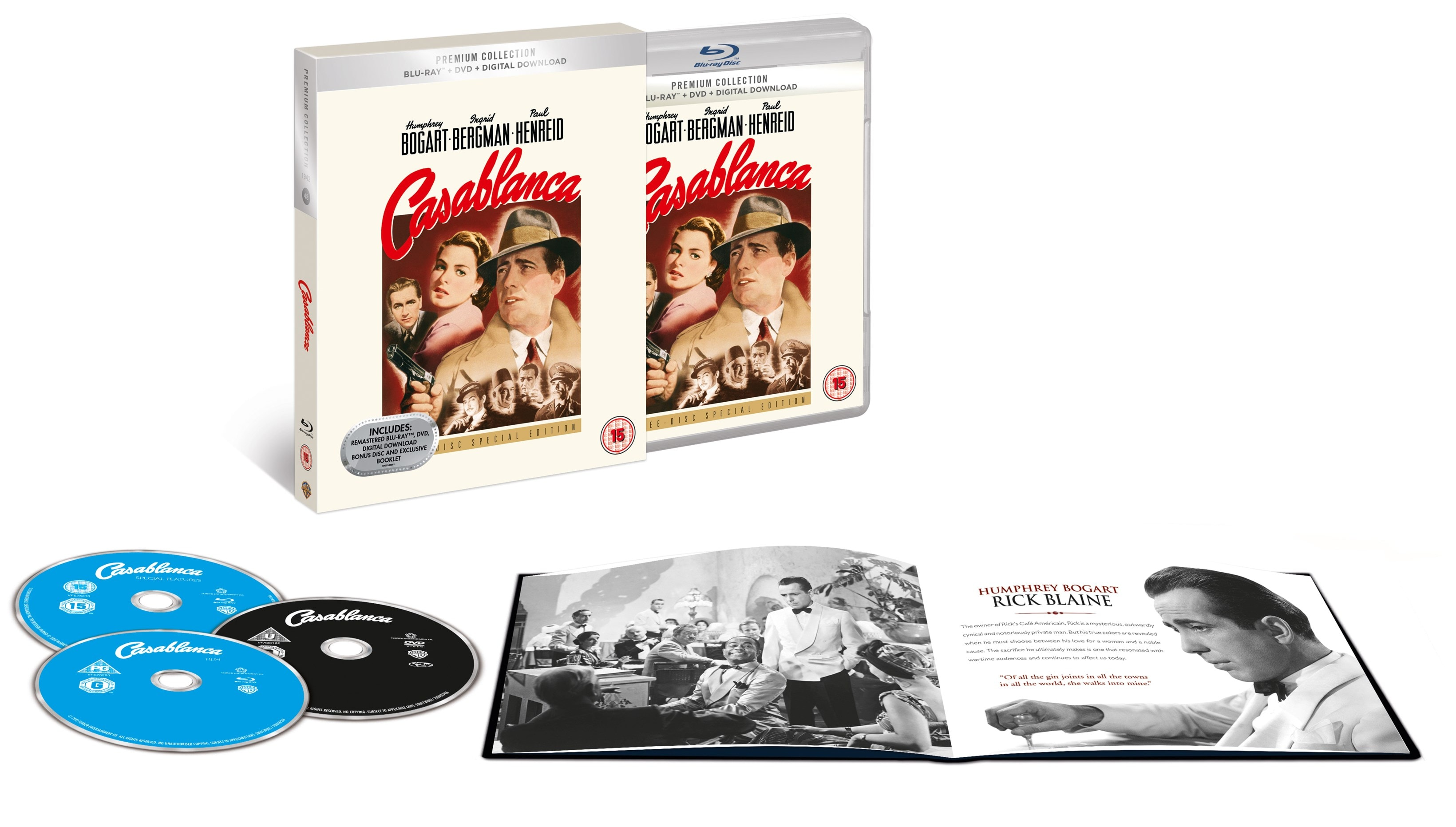 Casablanca (hmv Exclusive) - The Premium Collection - 3
