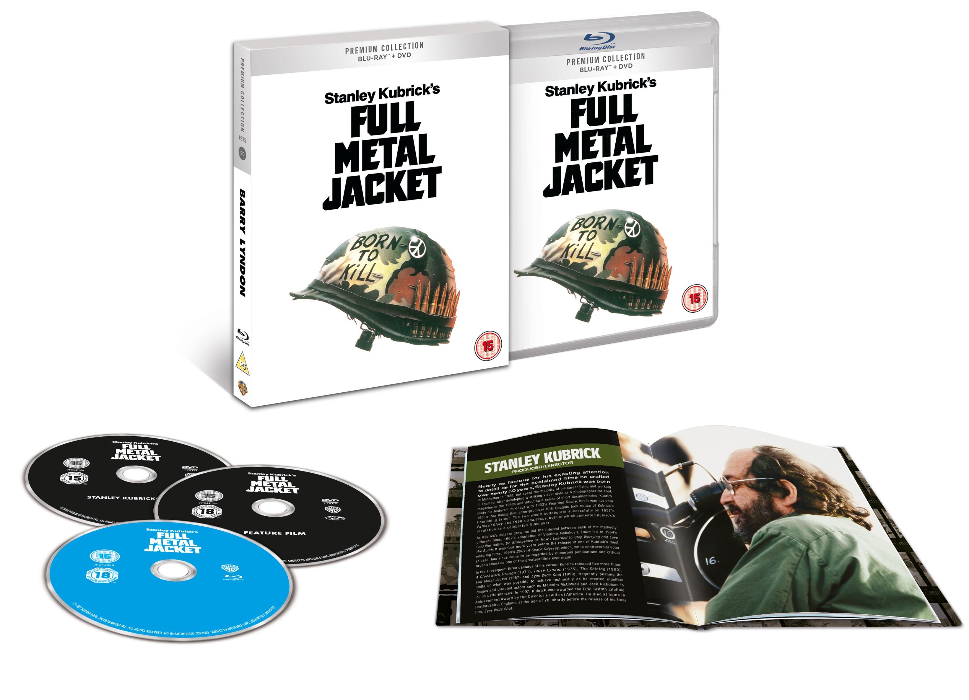 Full Metal Jacket (hmv Exclusive) - The Premium Collection - 3