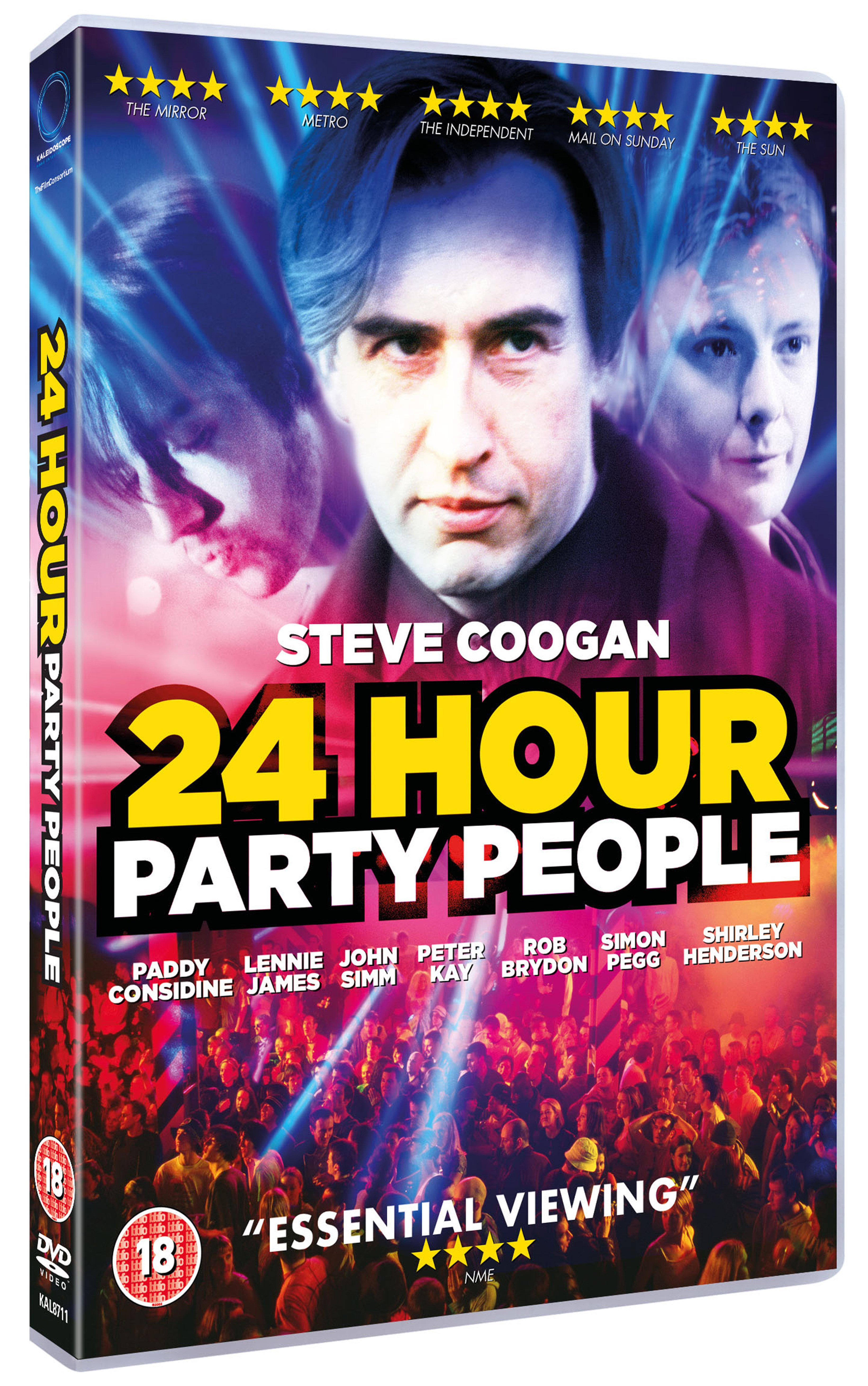 24 Hour Party People - 2