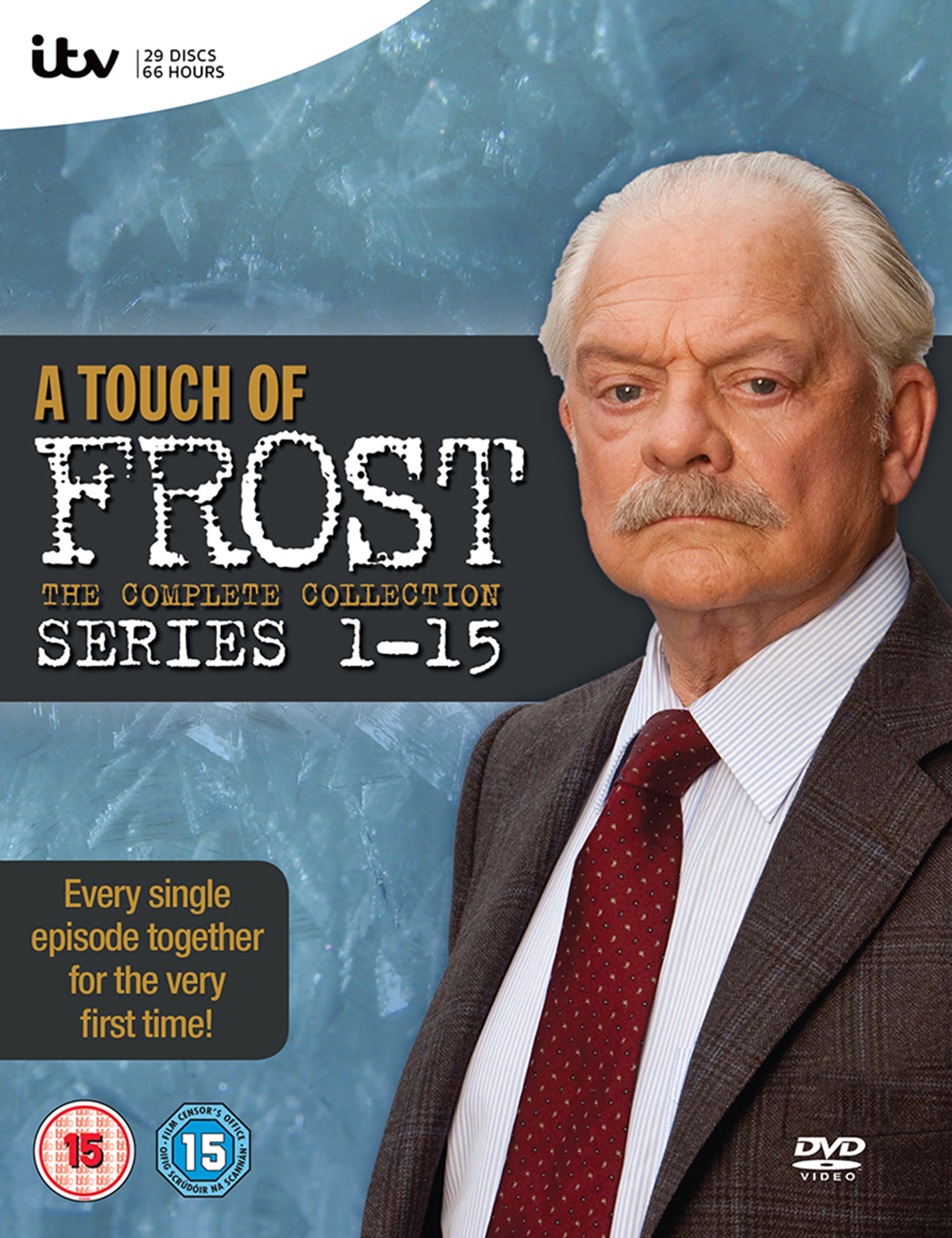 A Touch of Frost: The Complete Series 1-15 - 1