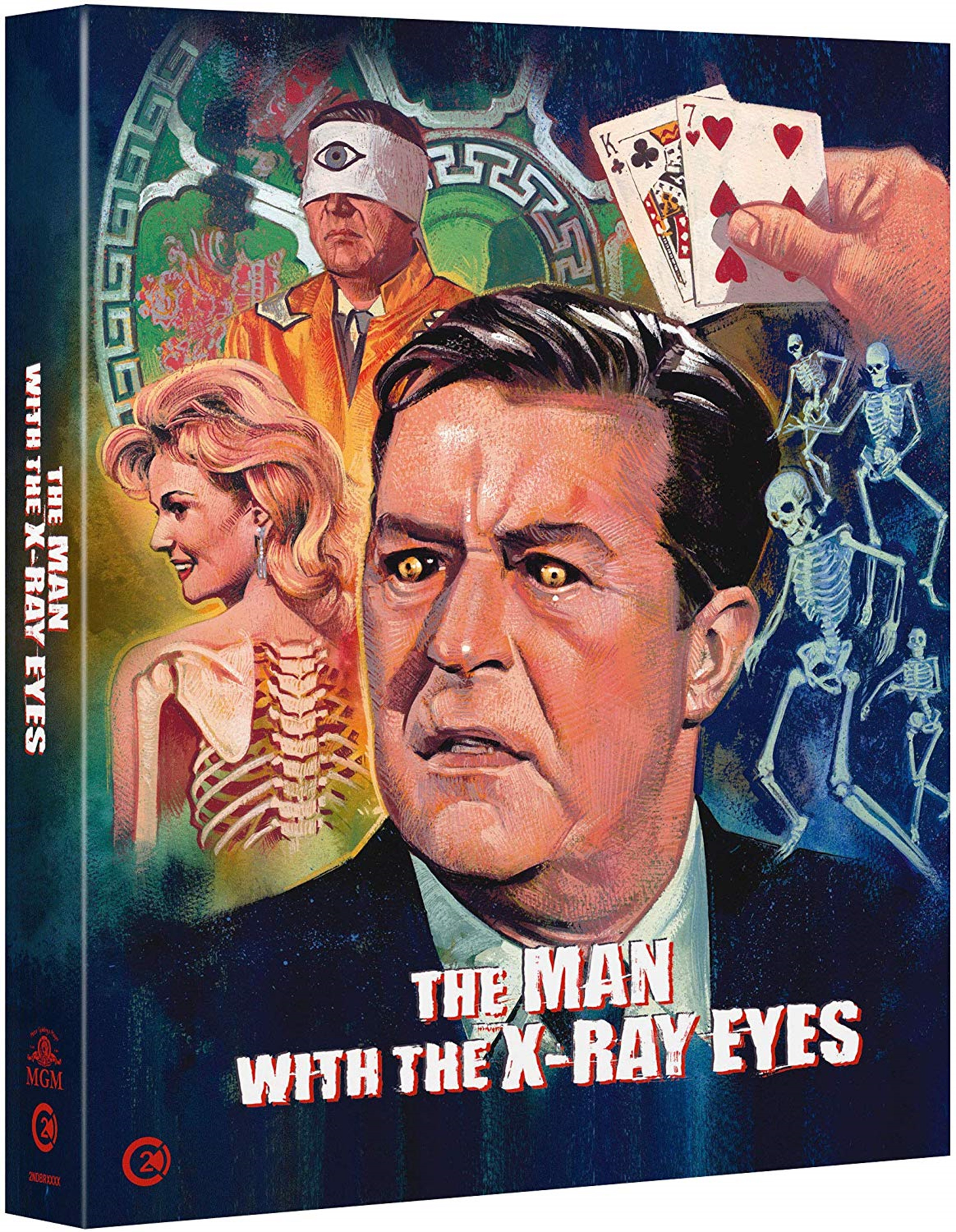 The Man With the X-ray Eyes - 1