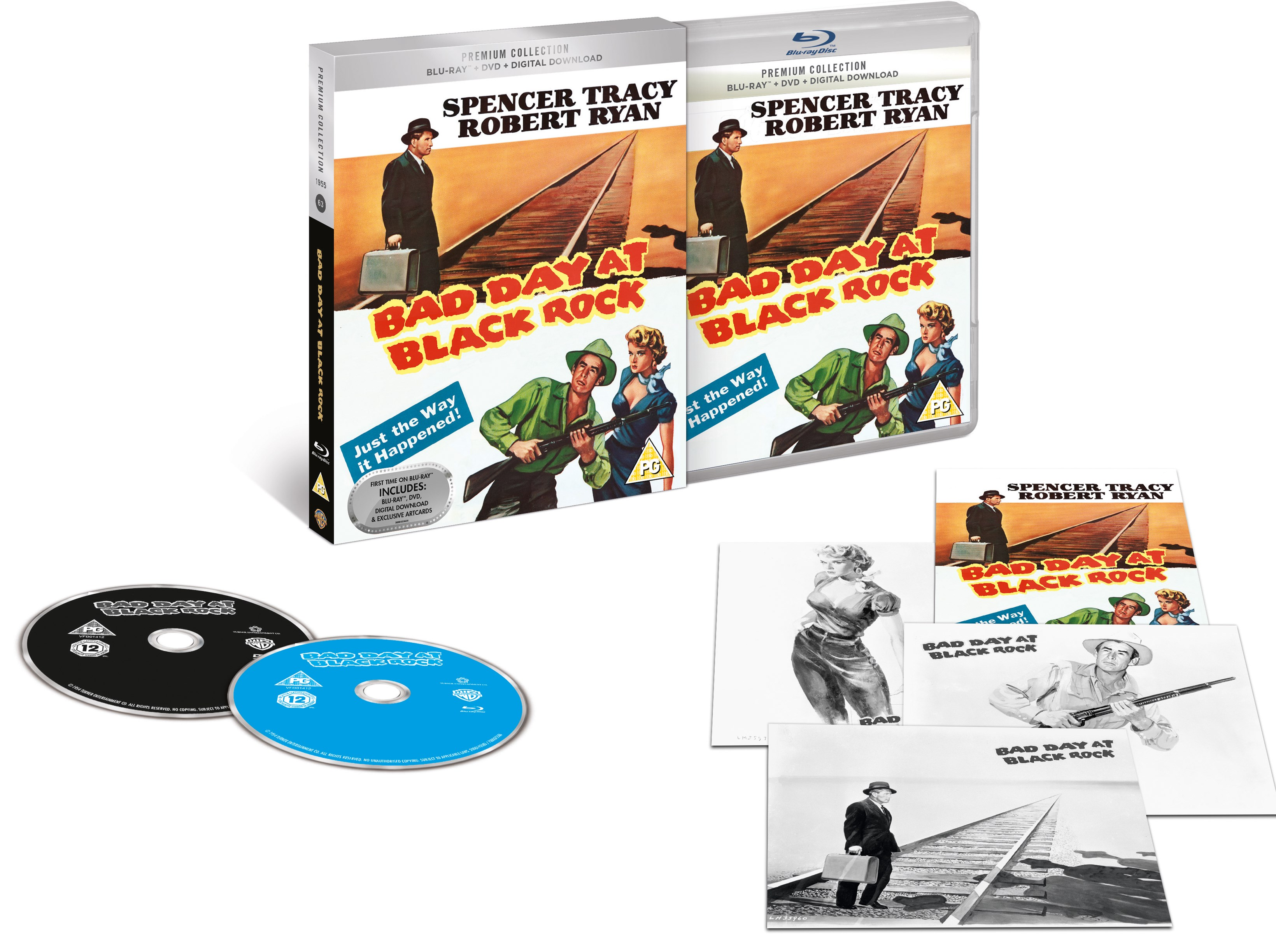 Bad Day at Black Rock (hmv Exclusive) - The Premium Collection - 3