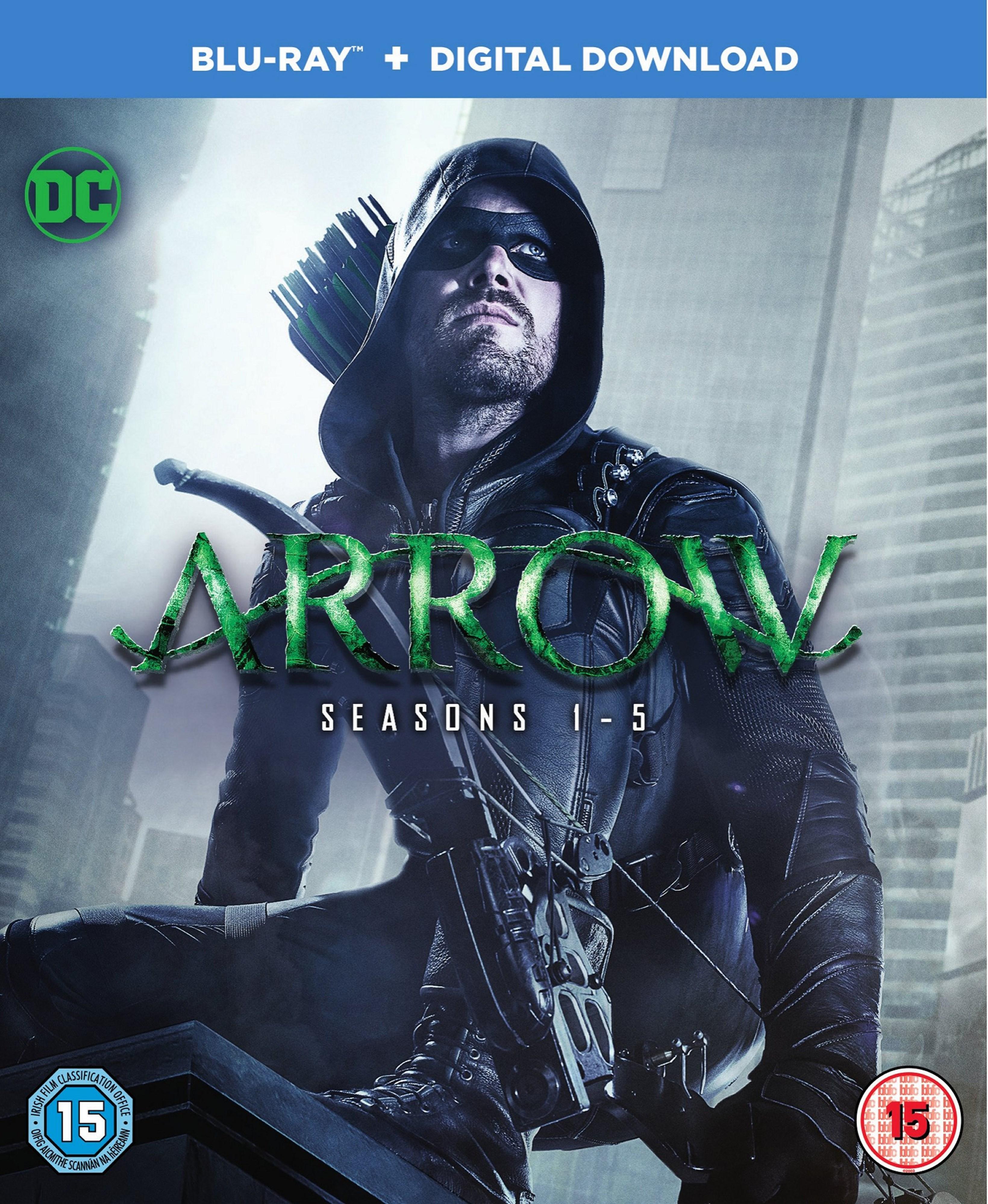 Arrow: Seasons 1-5 - 1
