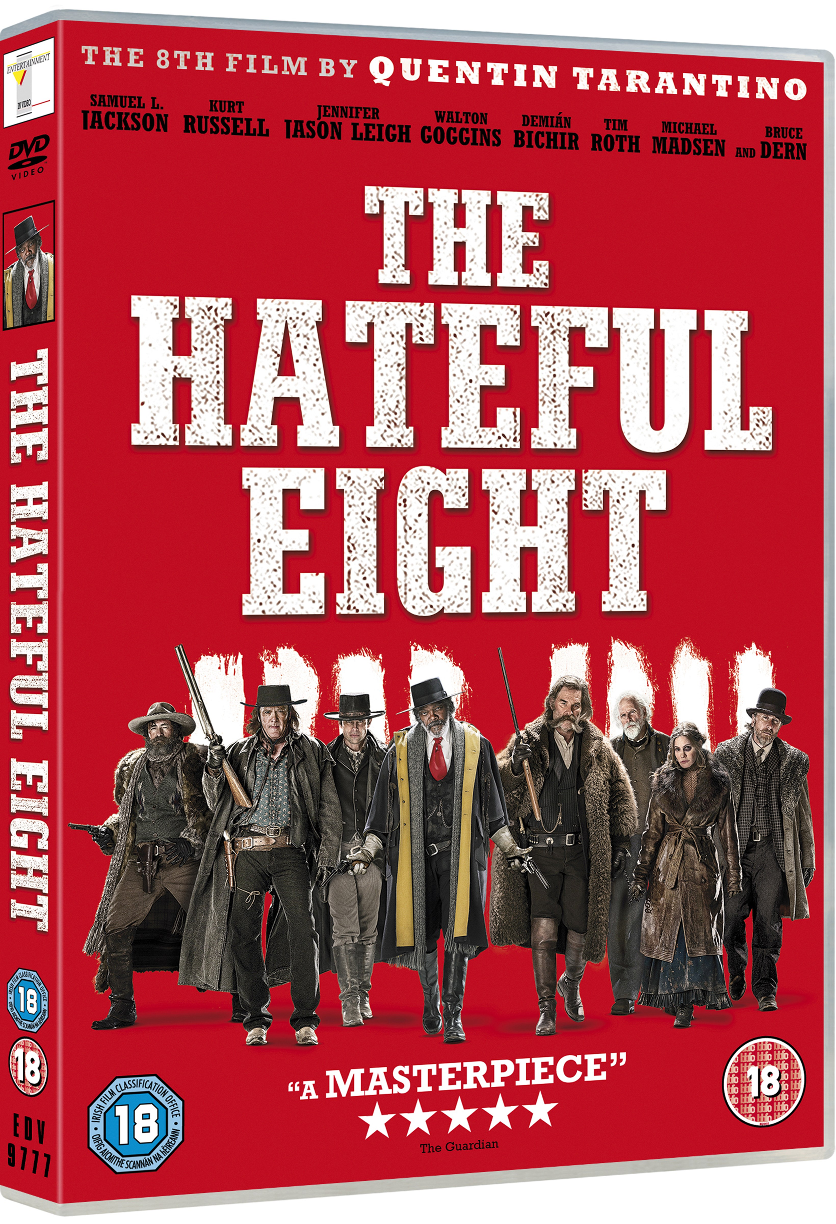 the hateful eight vol 2