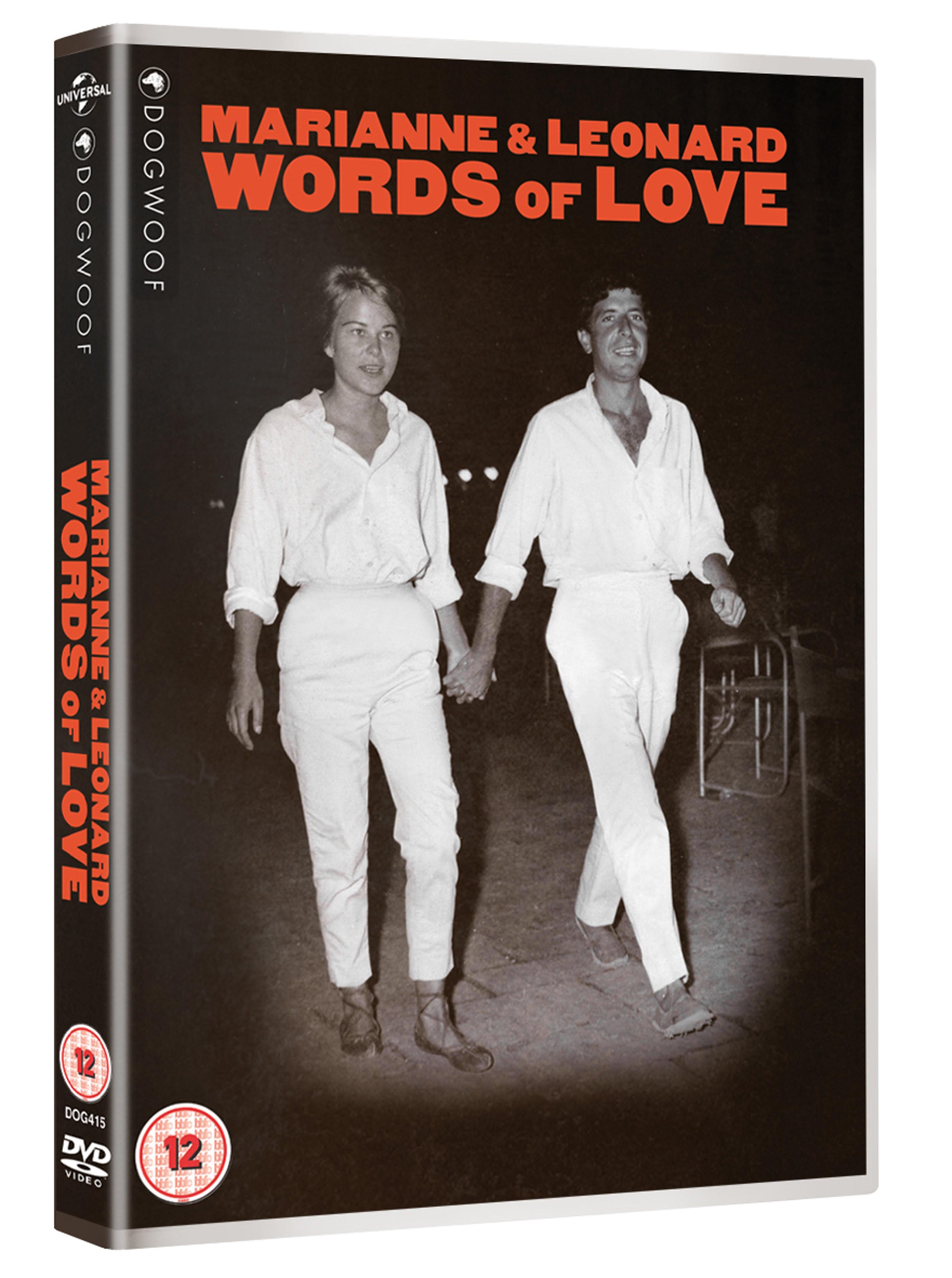 Marianne & Leonard - Words of Love - 2