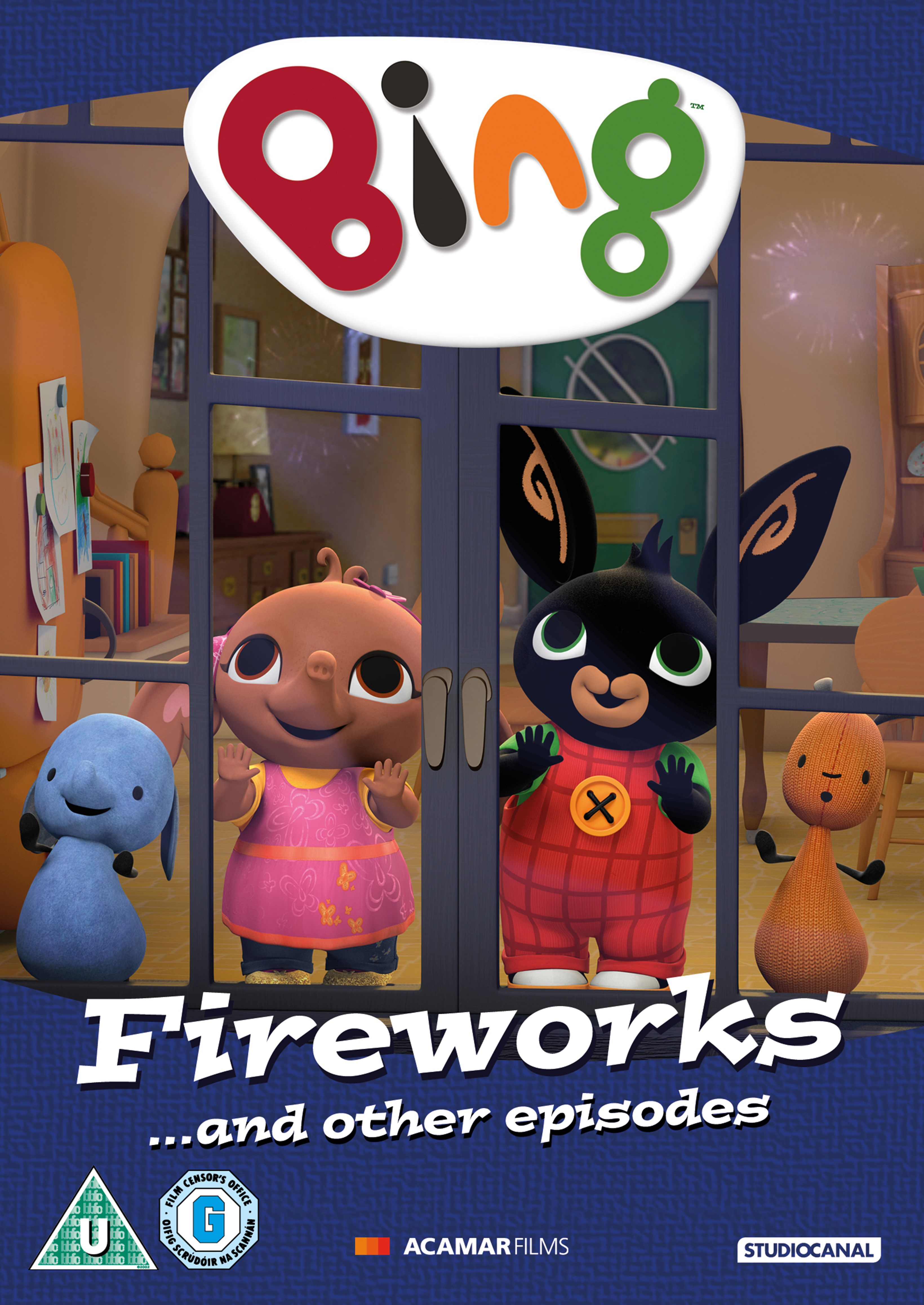 Bing: Fireworks and Other Episodes - 1