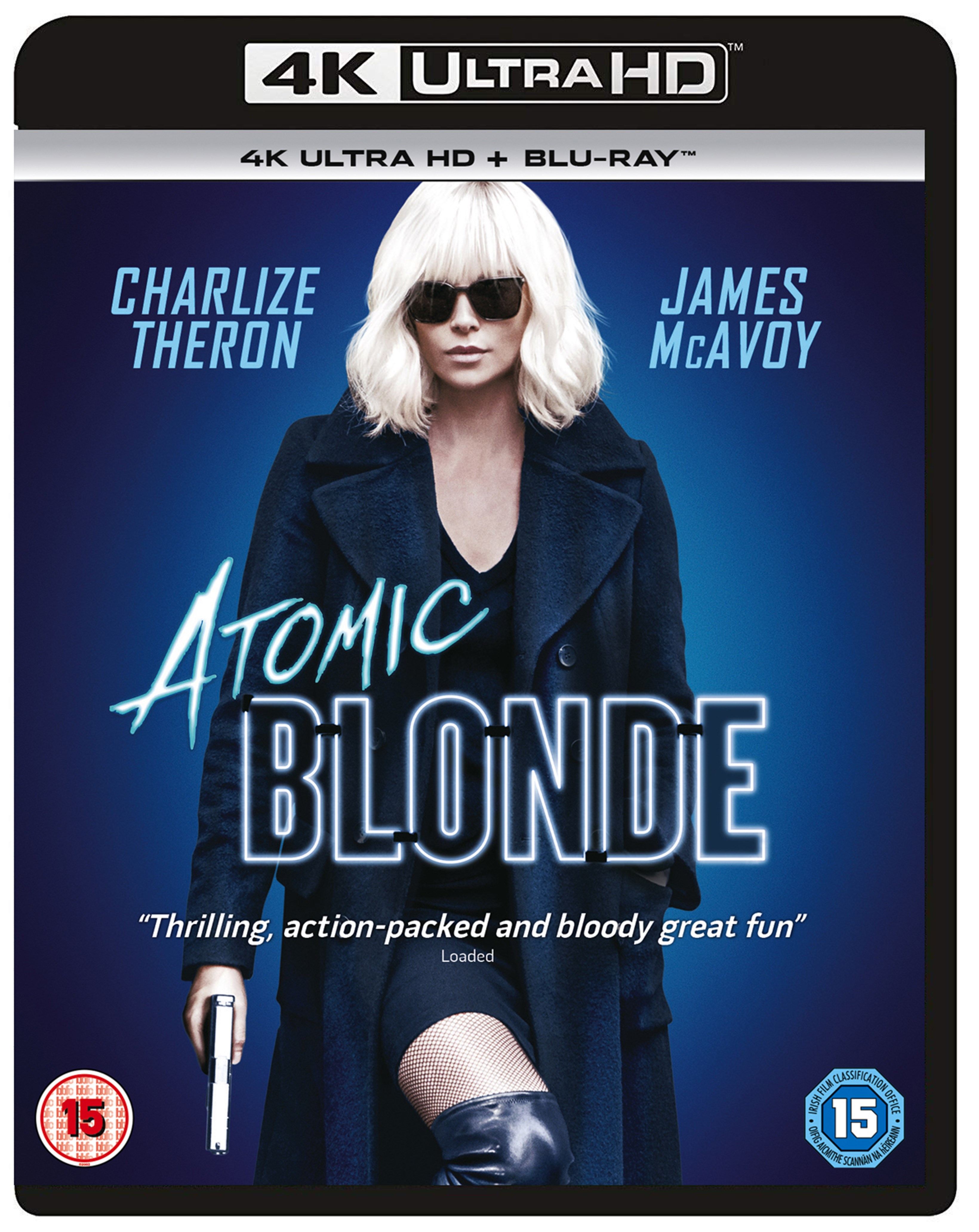 Atomic Blonde - 1