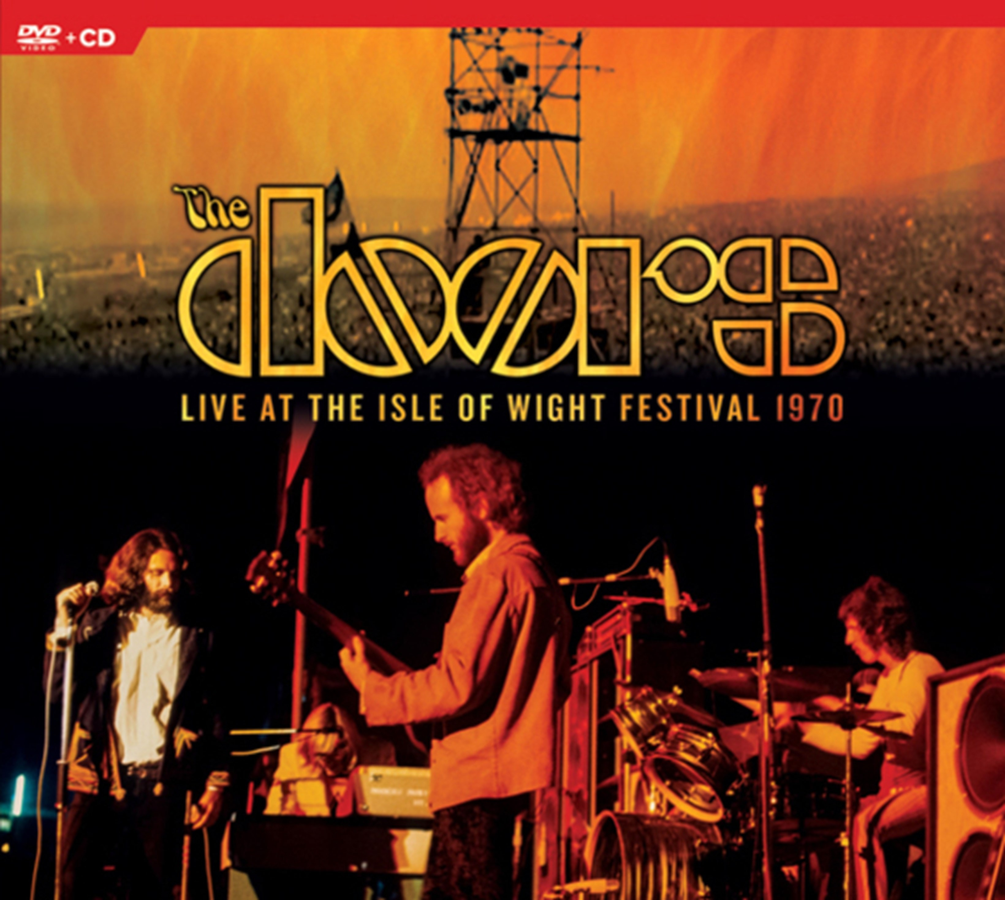 The Doors: Live at the Isle of Wight Festival - 1