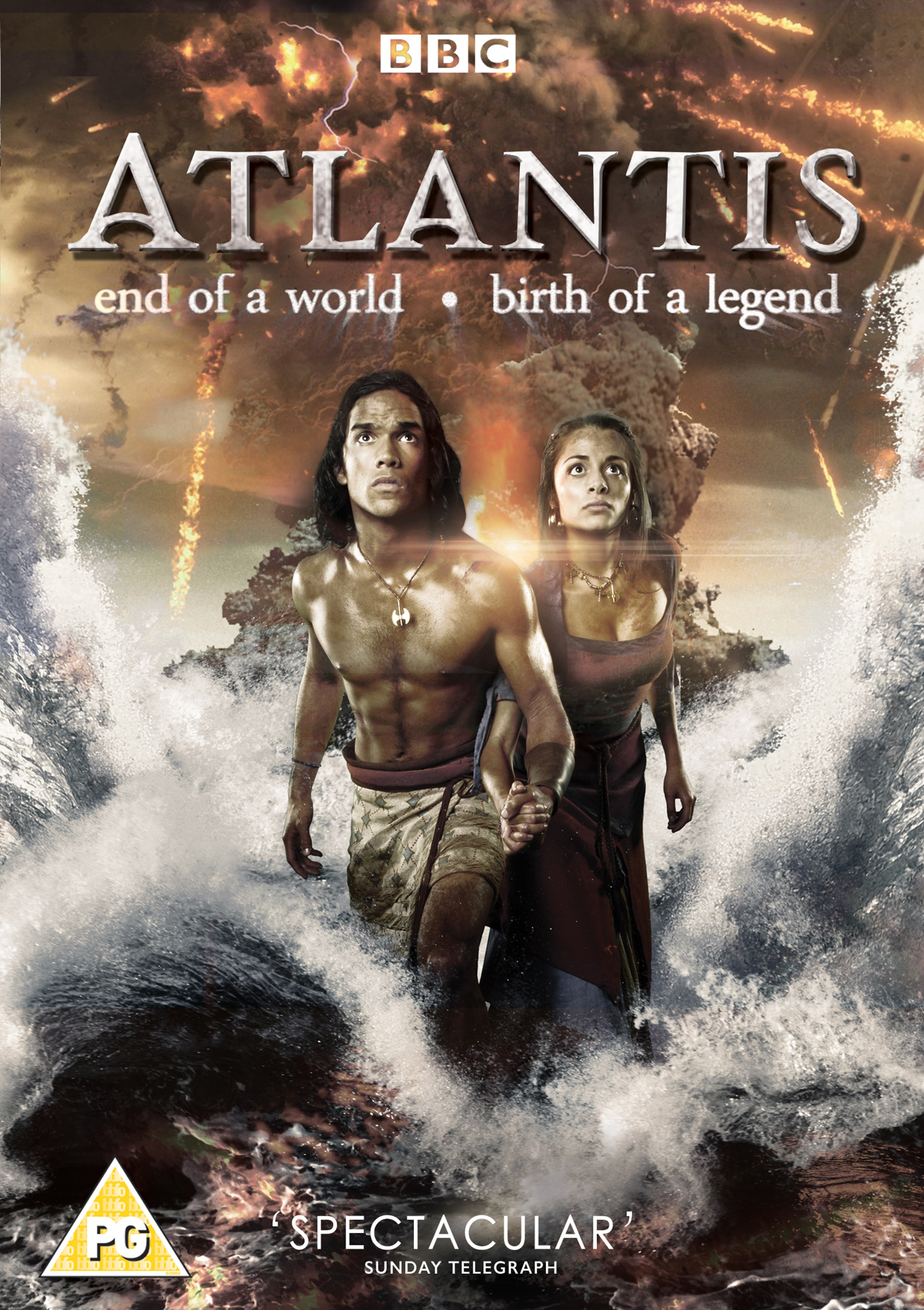 Atlantis - End of a World, Birth of a Legend - 1