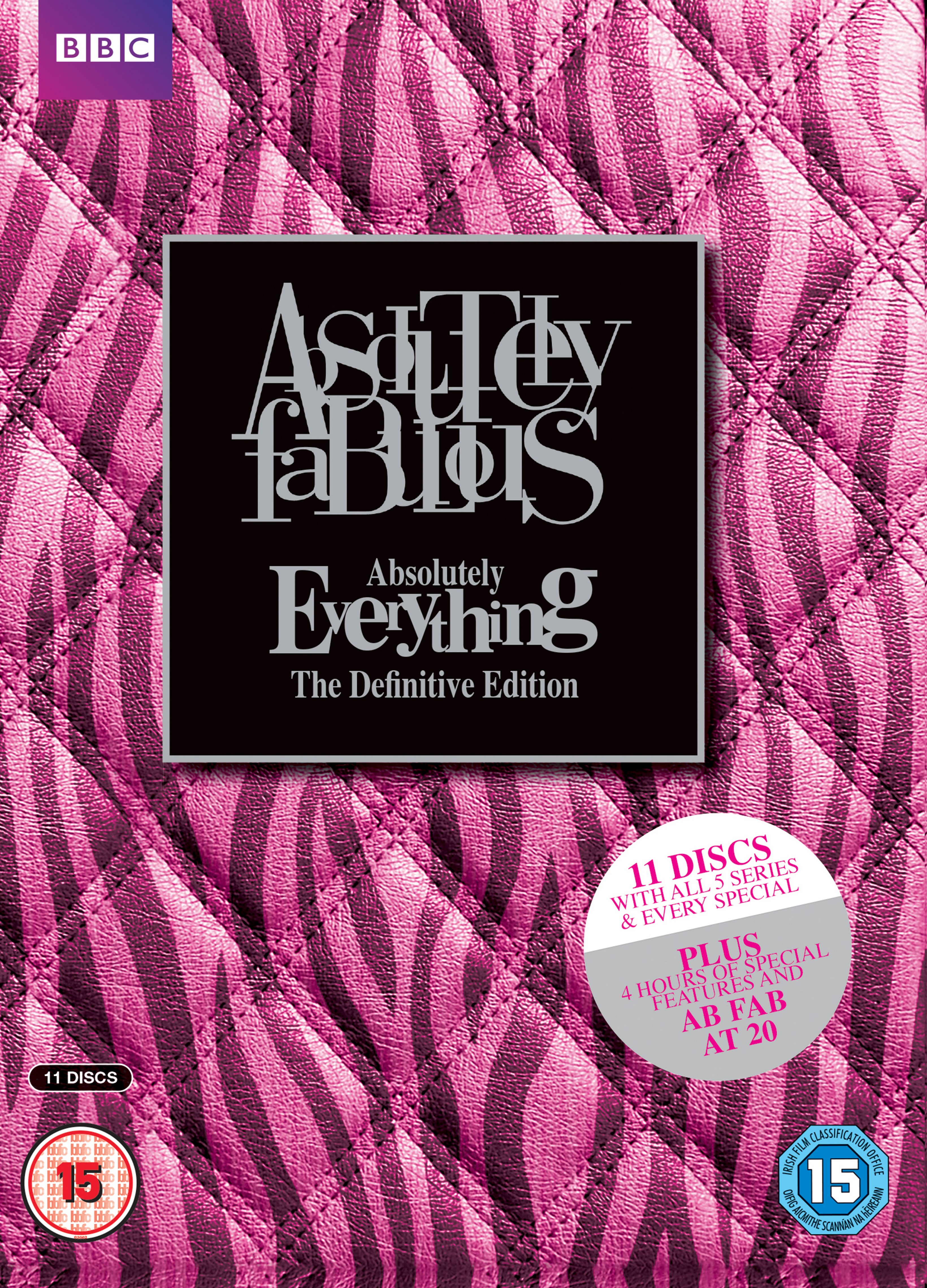 Absolutely Fabulous: Absolutely Everything - 1