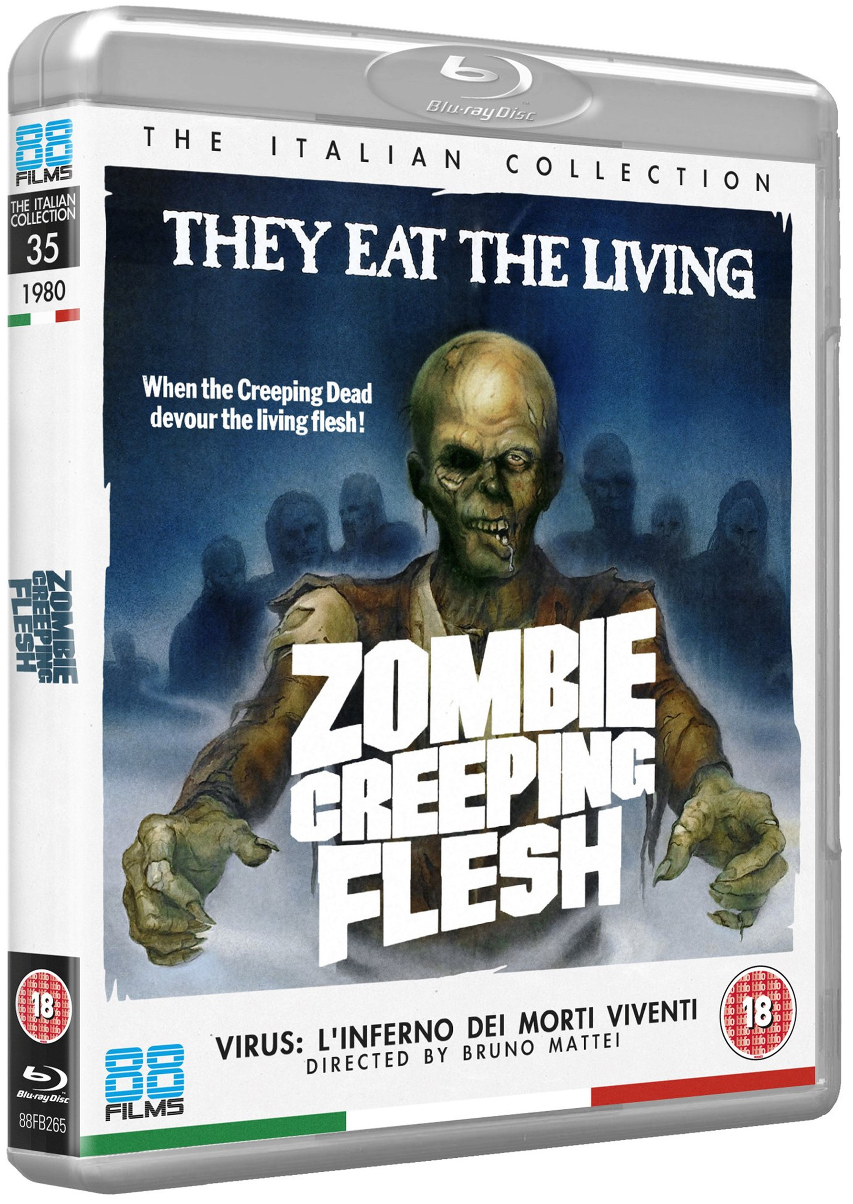 Zombie Creeping Flesh - 2