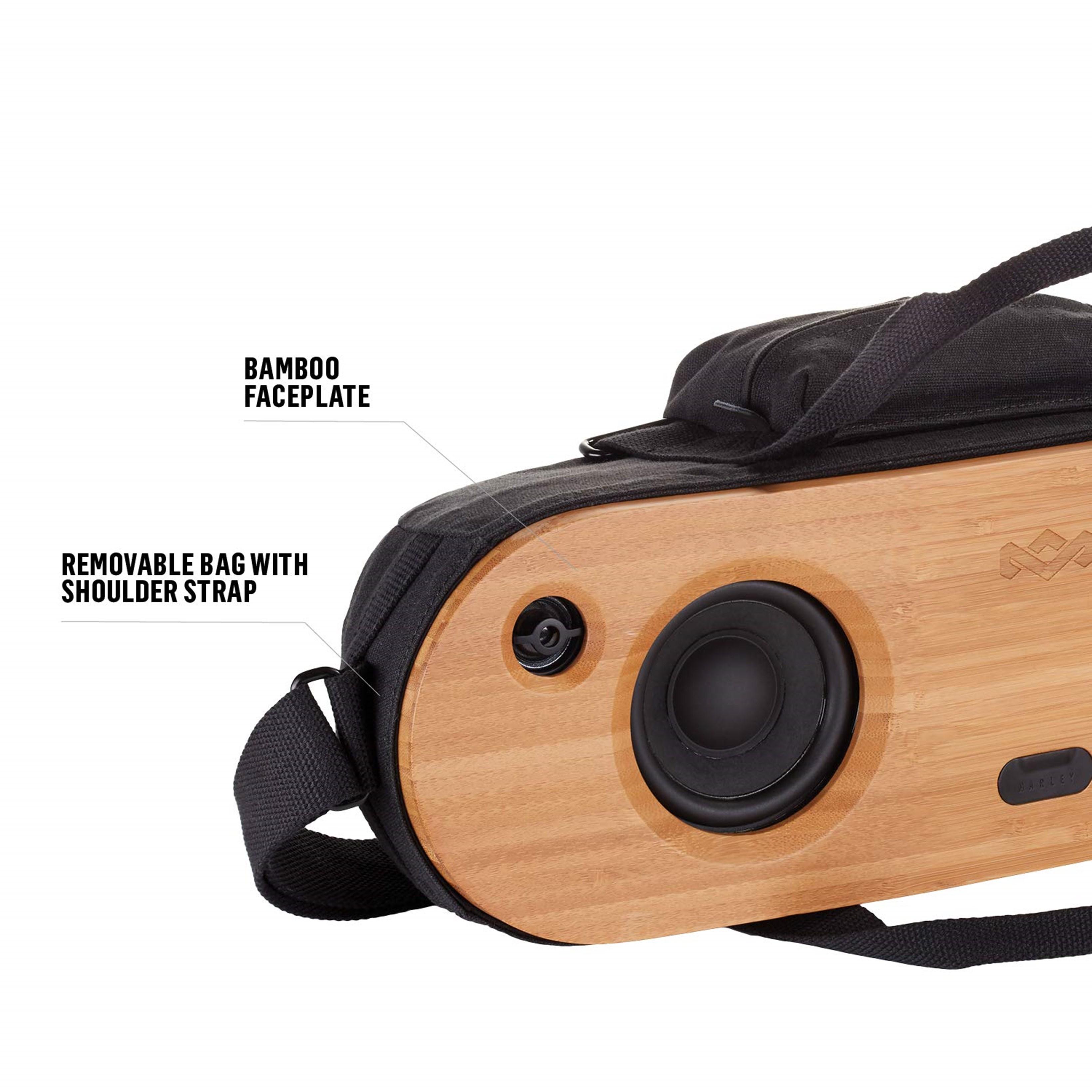 House Of Marley Bag Of Riddim 2 Bluetooth Speaker - 4