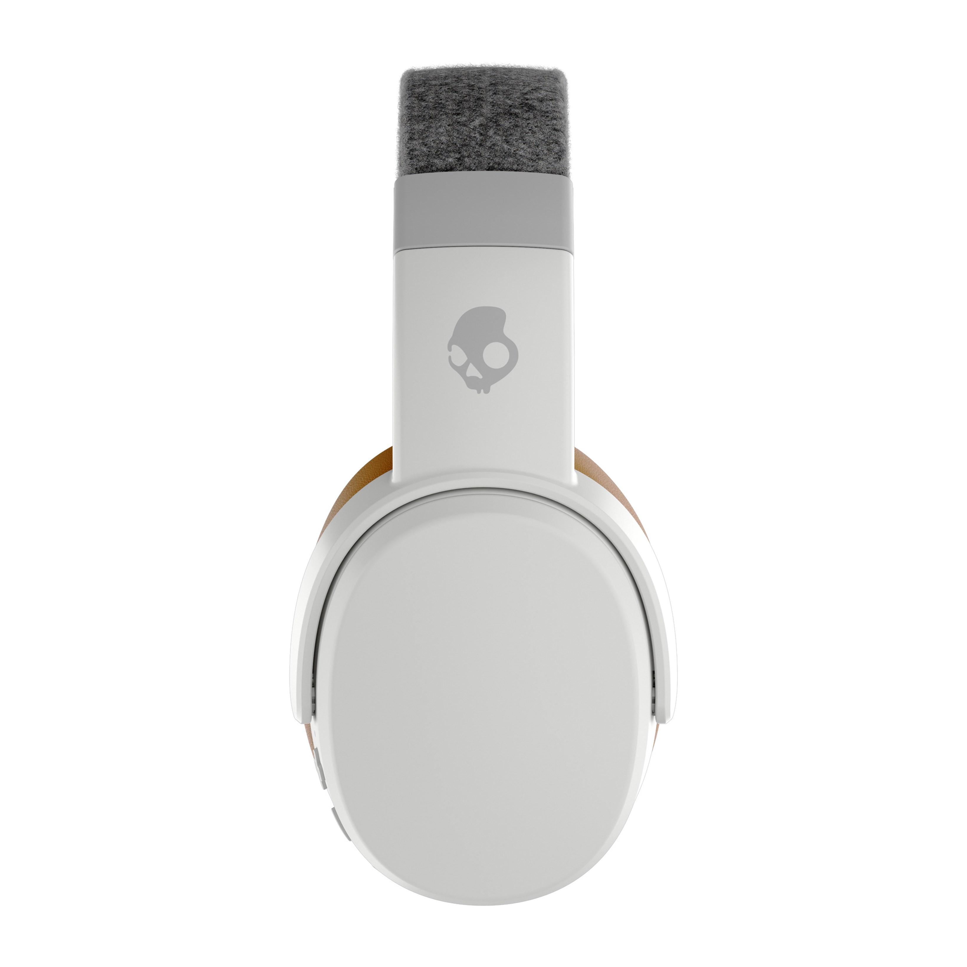 Skullcandy Crusher Grey/Tan Bluetooth Headphones - 3
