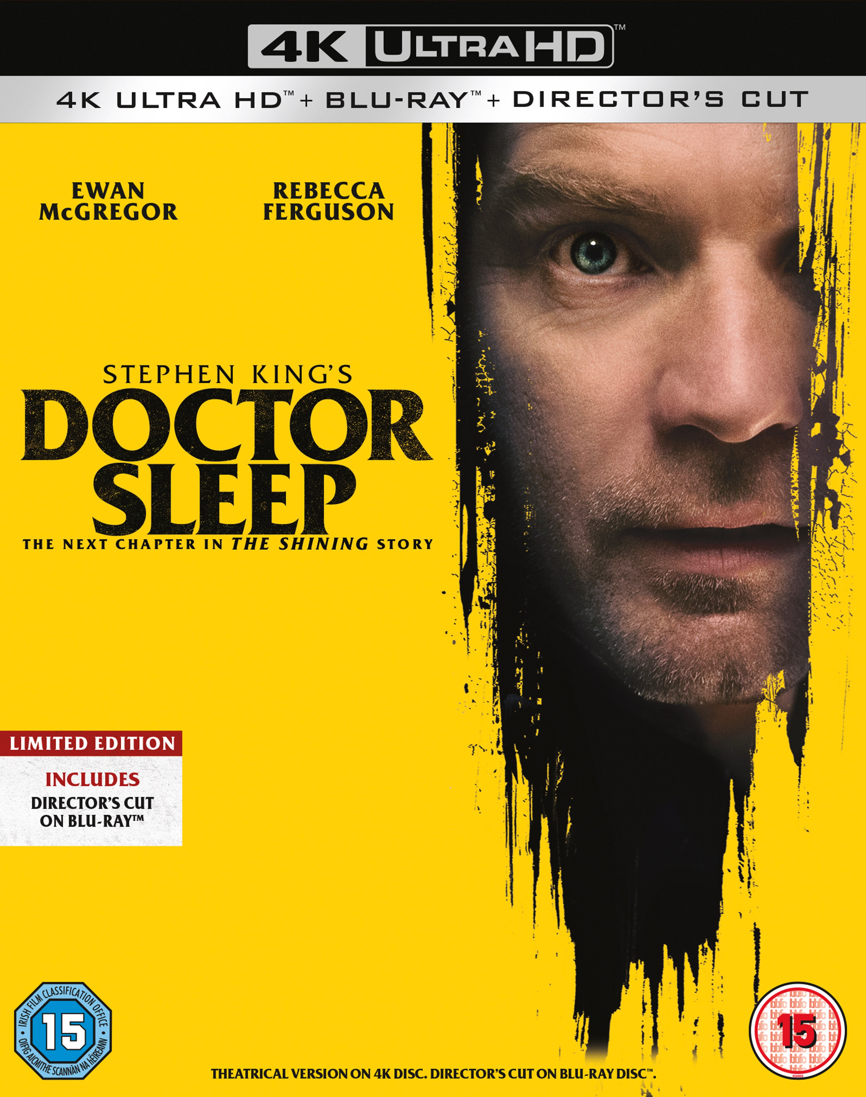 Doctor Sleep: Limited Edition 3-Disc Director's Cut - 1
