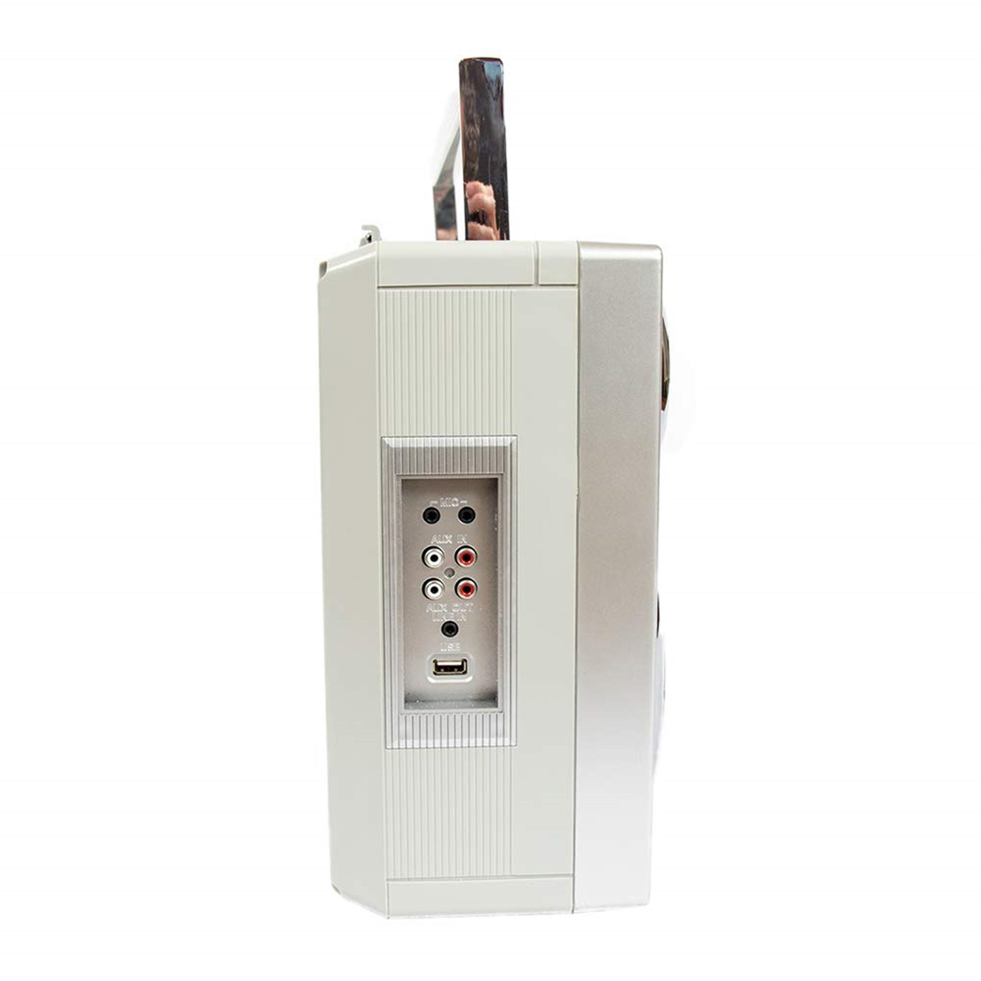 GPO Brooklyn Portable Boombox - 4