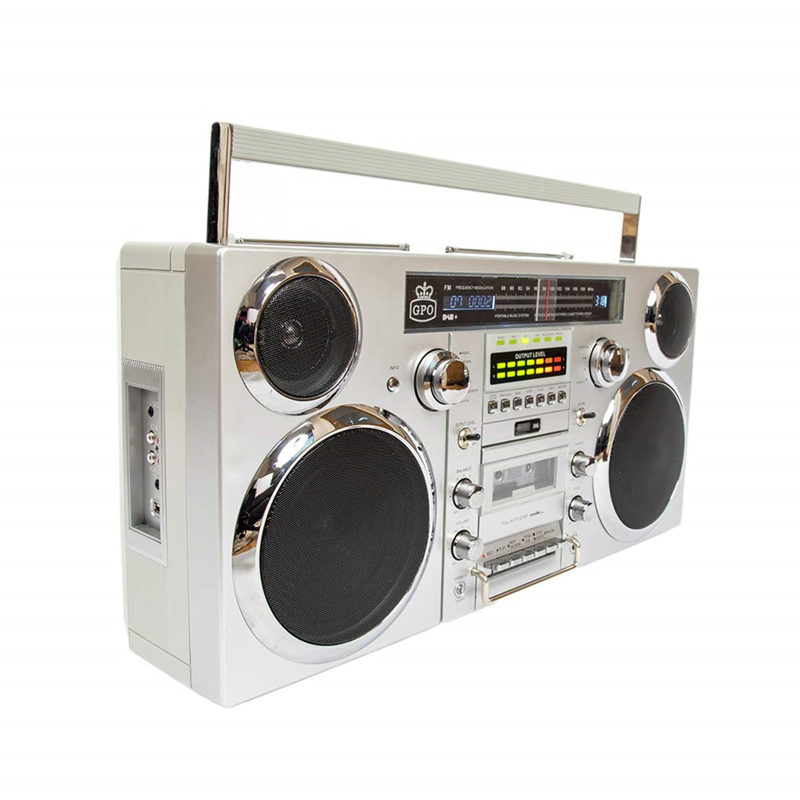 GPO Brooklyn Portable Boombox - 2