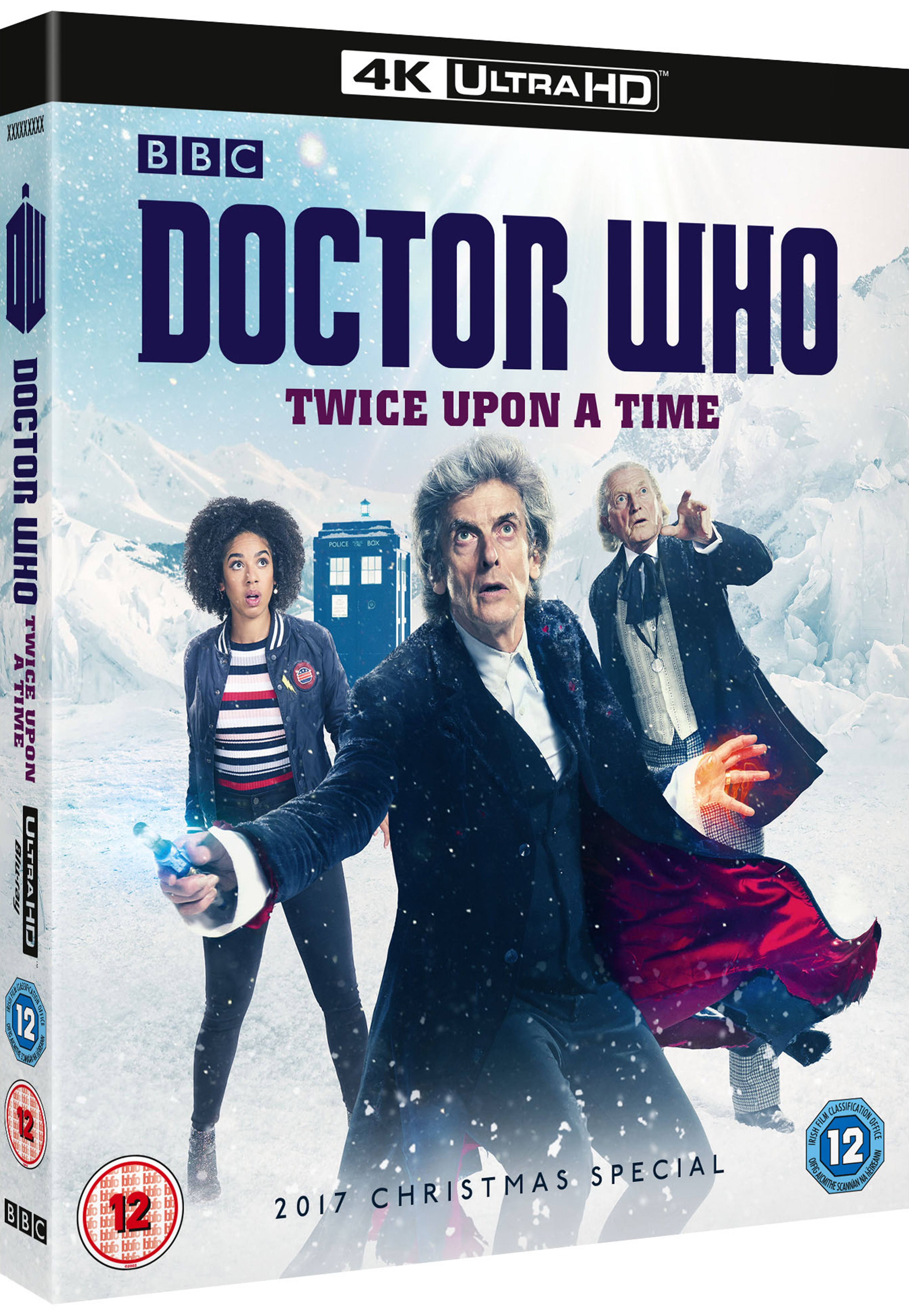 Doctor Who: Twice Upon a Time - 2