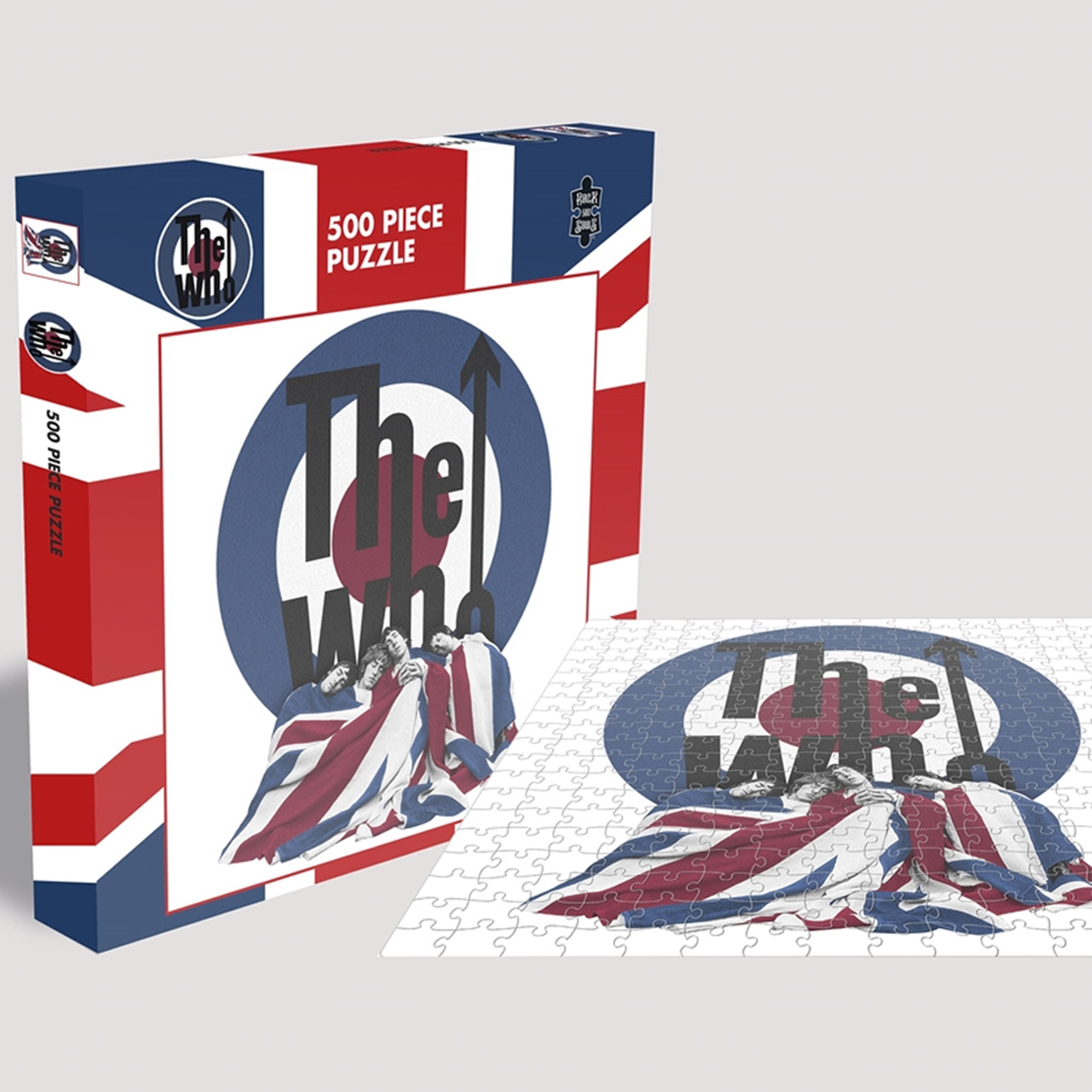 The Who - The Kids Are Alright: 500 Piece Jigsaw Puzzle - 1