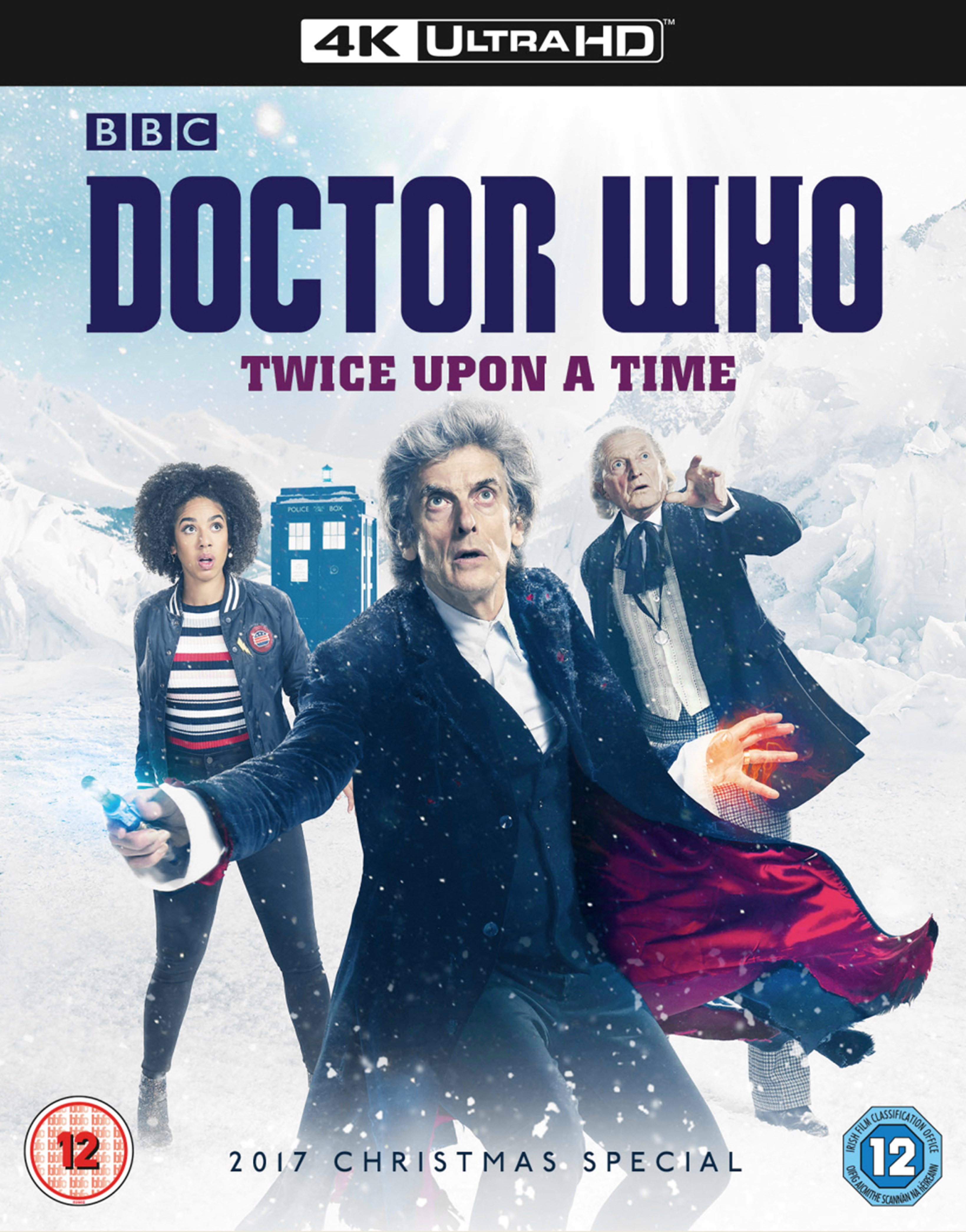 Doctor Who: Twice Upon a Time - 1