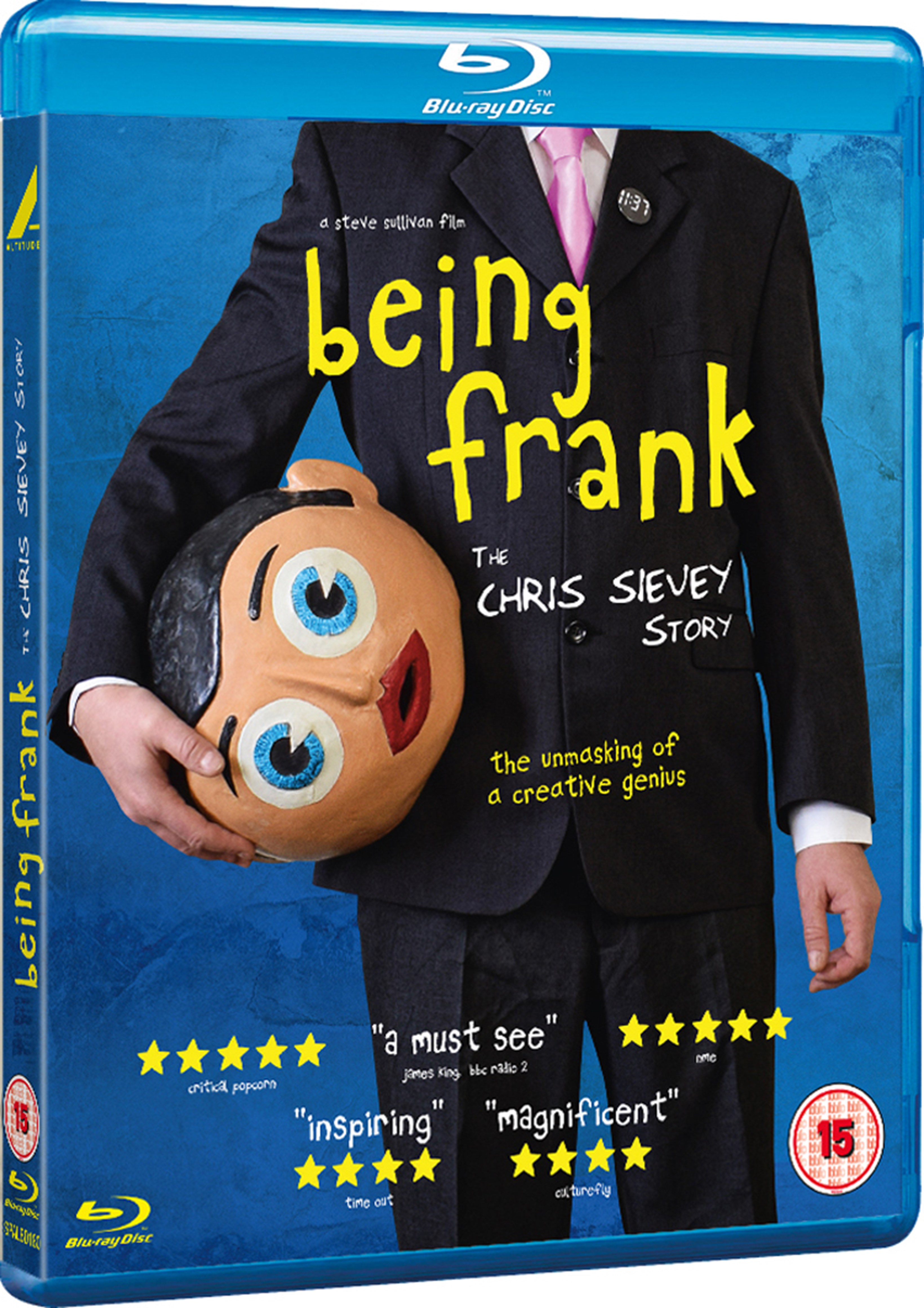 Being Frank - The Chris Sievey Story - 2