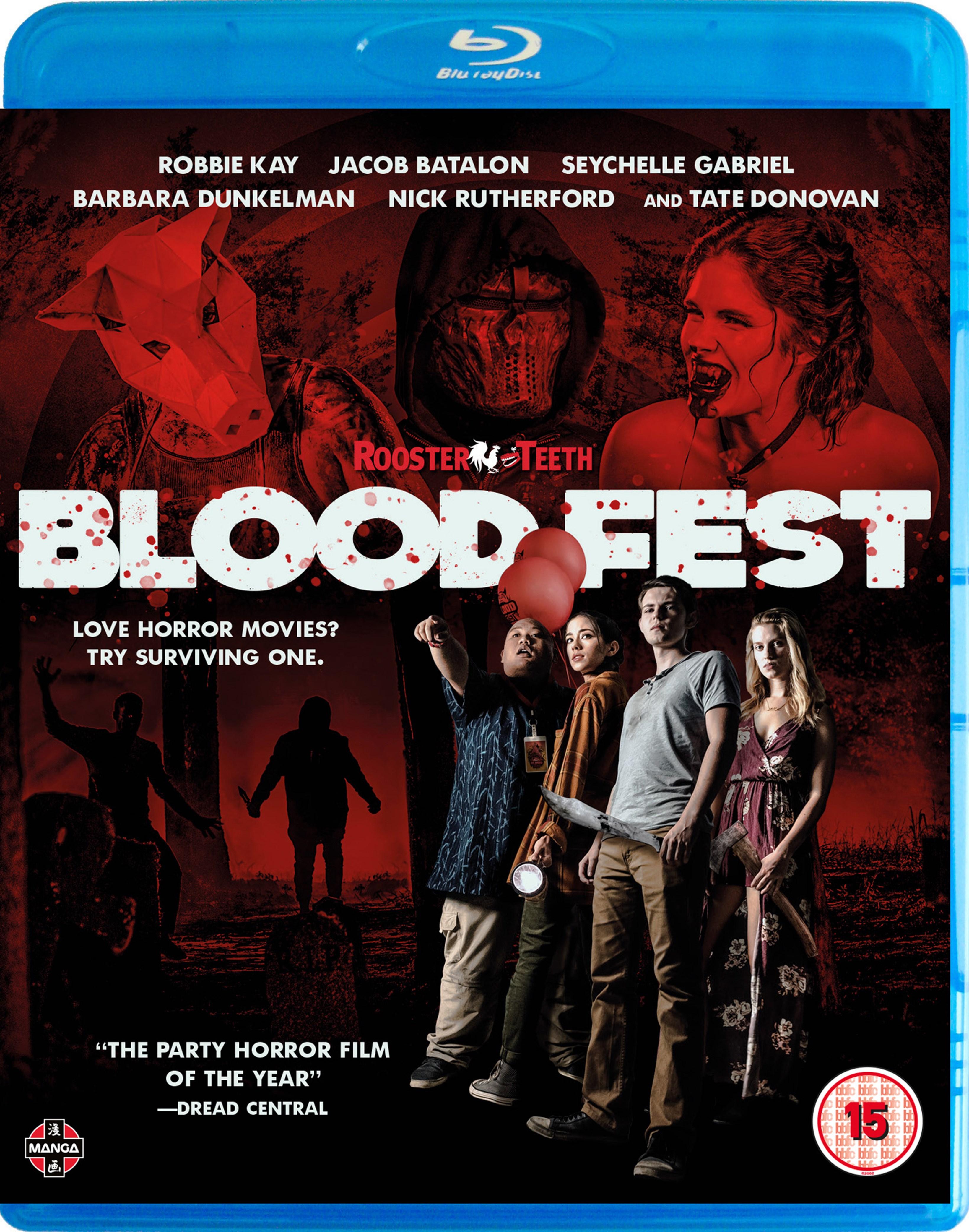 Blood Fest - 1