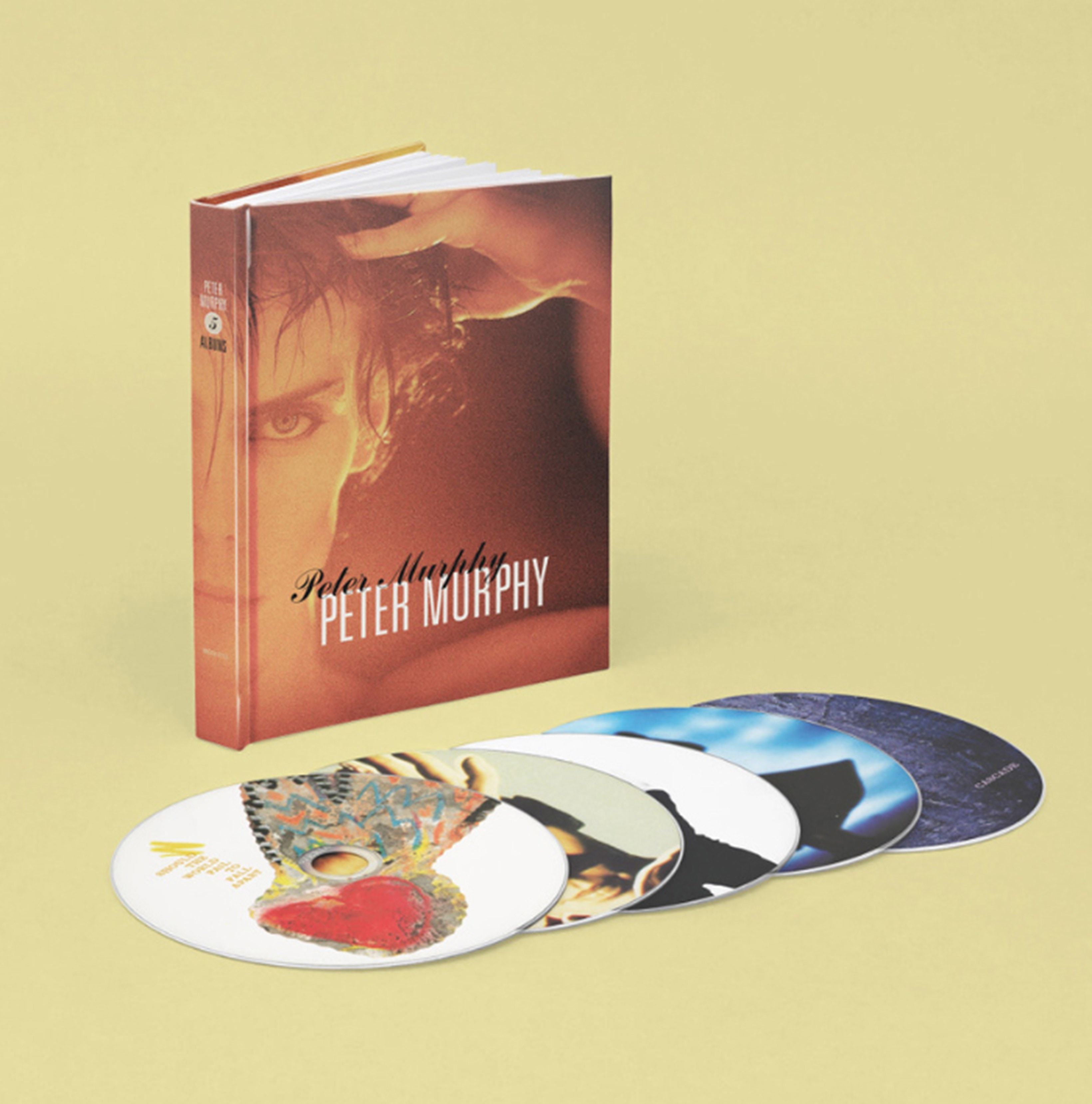 5 Albums - 1