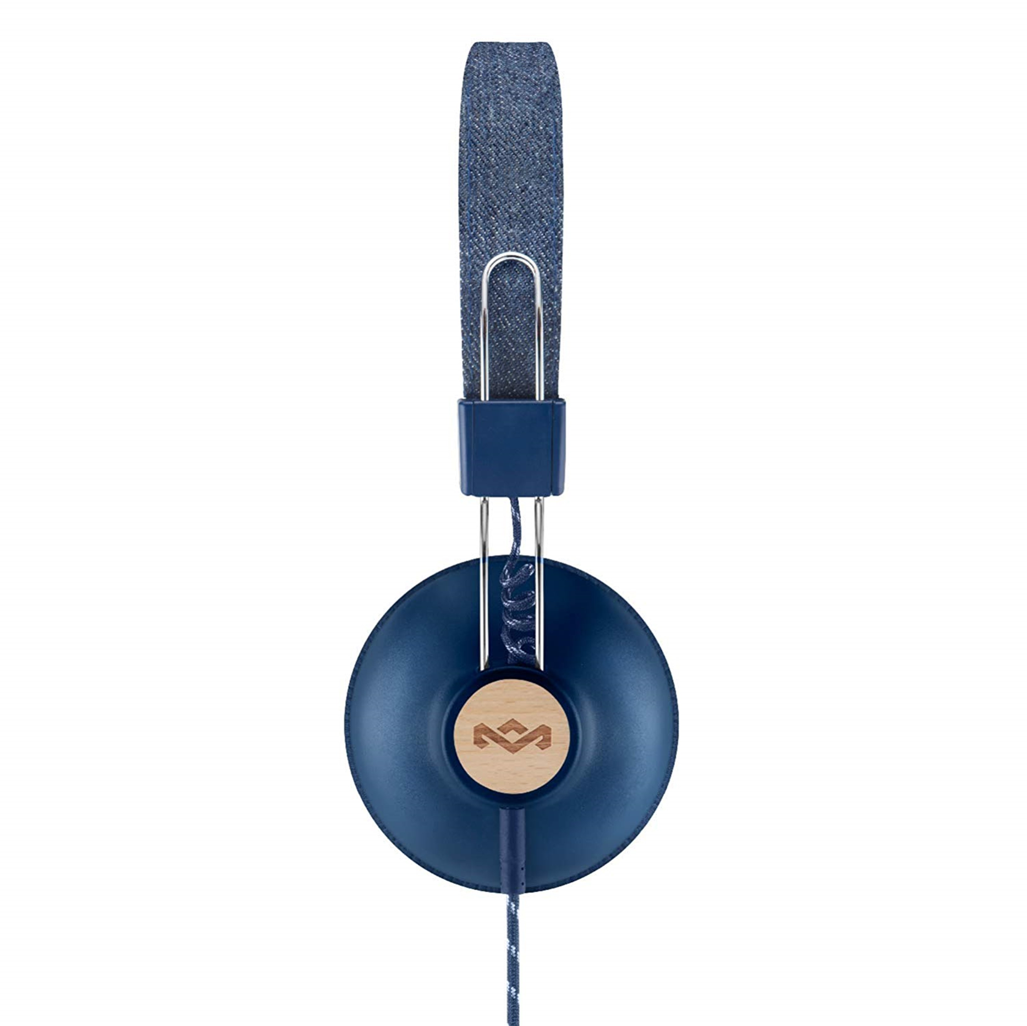 House Of Marley Positive Vibration 2.0 Denim Headphones w/Mic (hmv Exclusive) - 2