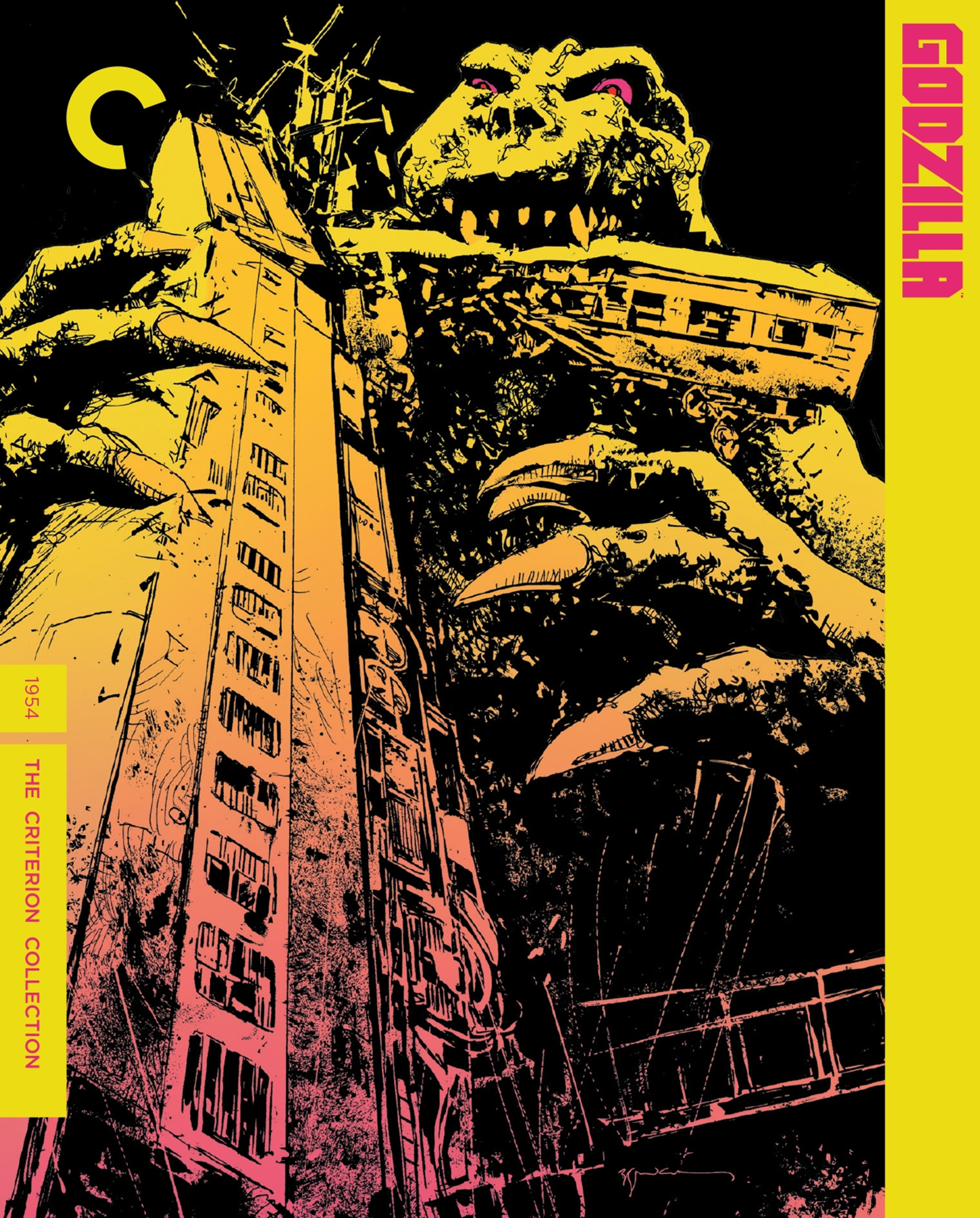 Godzilla: The Showa Era Films 1954 - 1975 Limited Edition - The Criterion Collection - 5