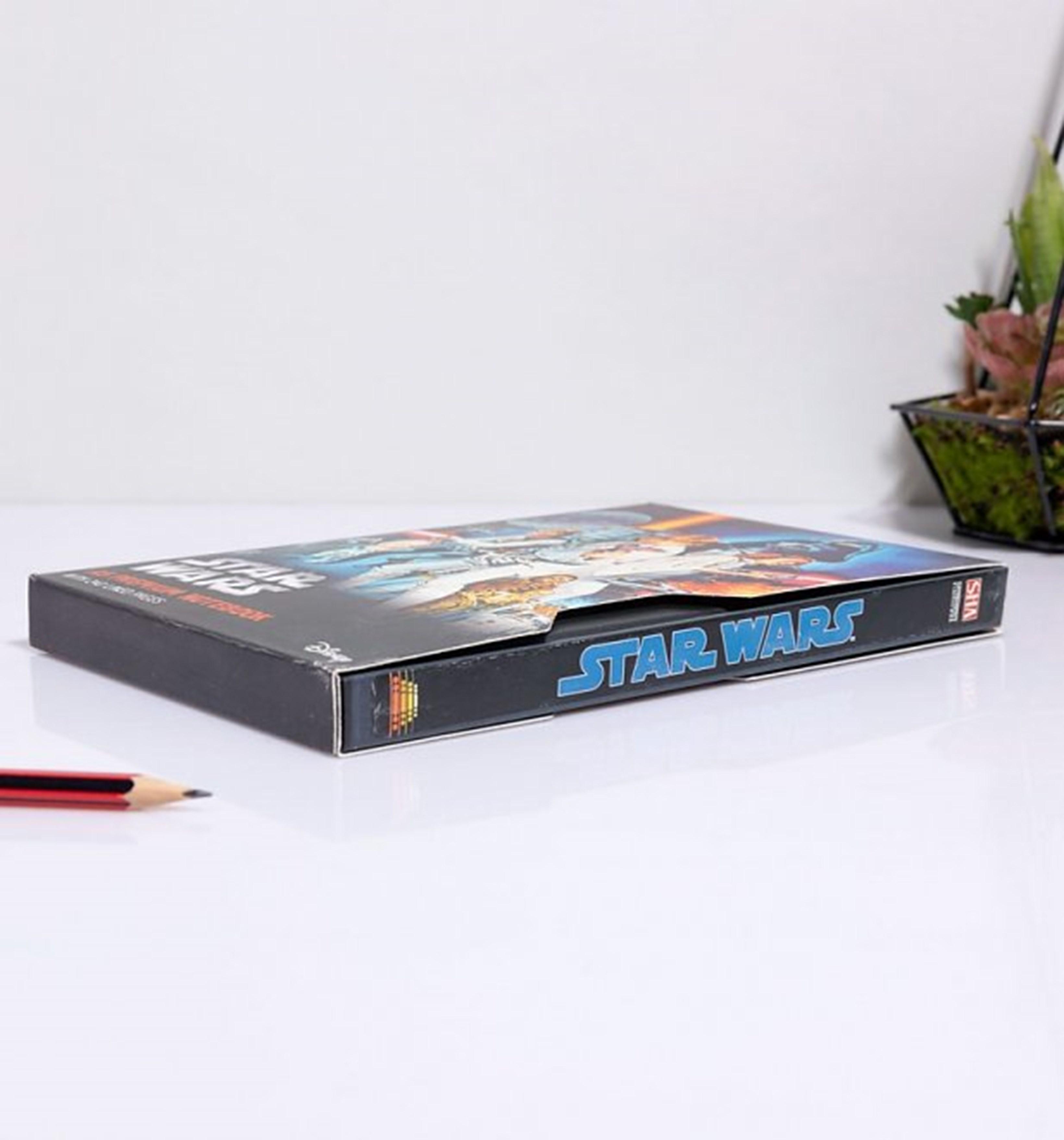 Star Wars (A New Hope) VHS Premium A5 Notebook - 2