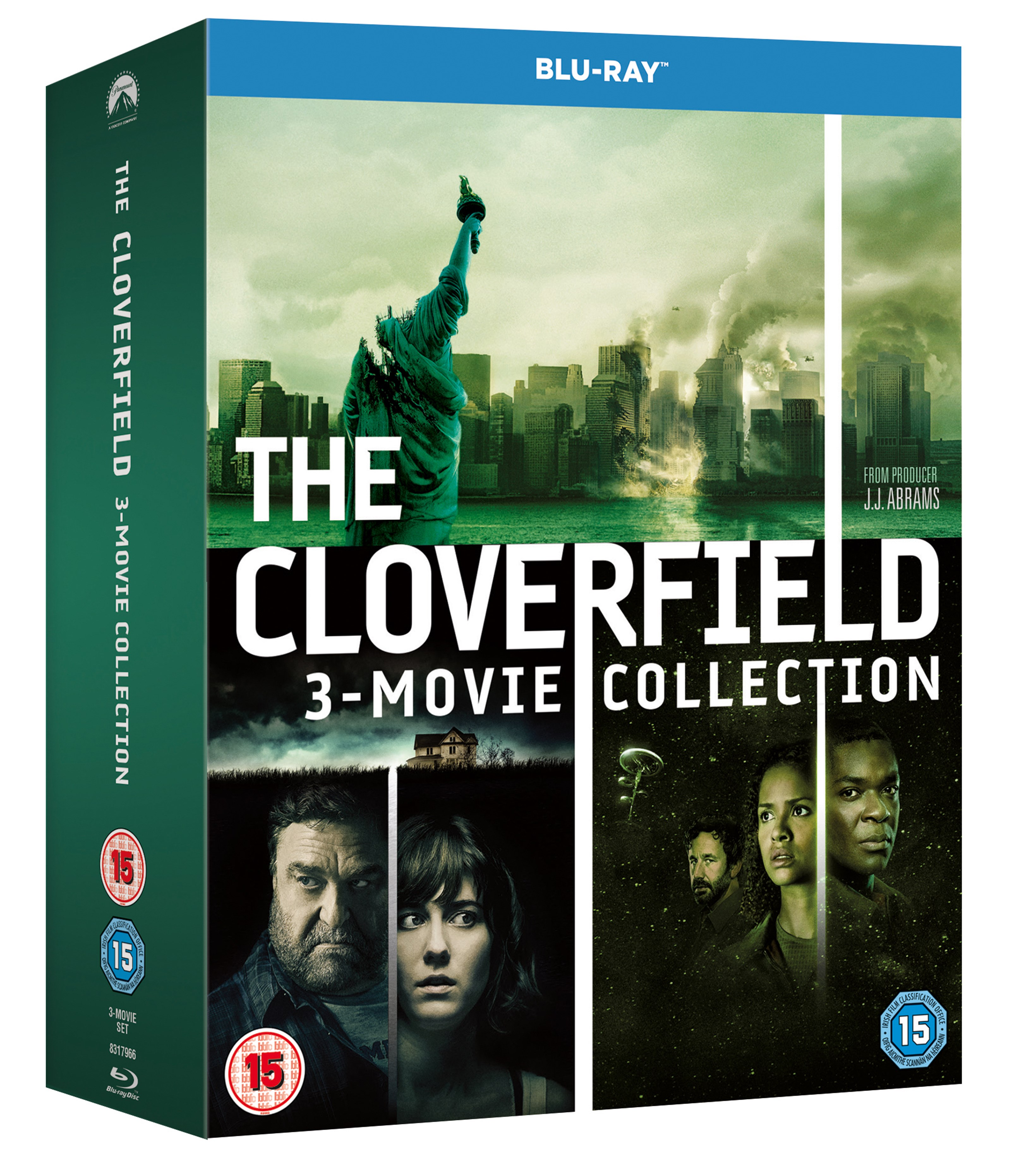 Cloverfield 1-3: The Collection - 2
