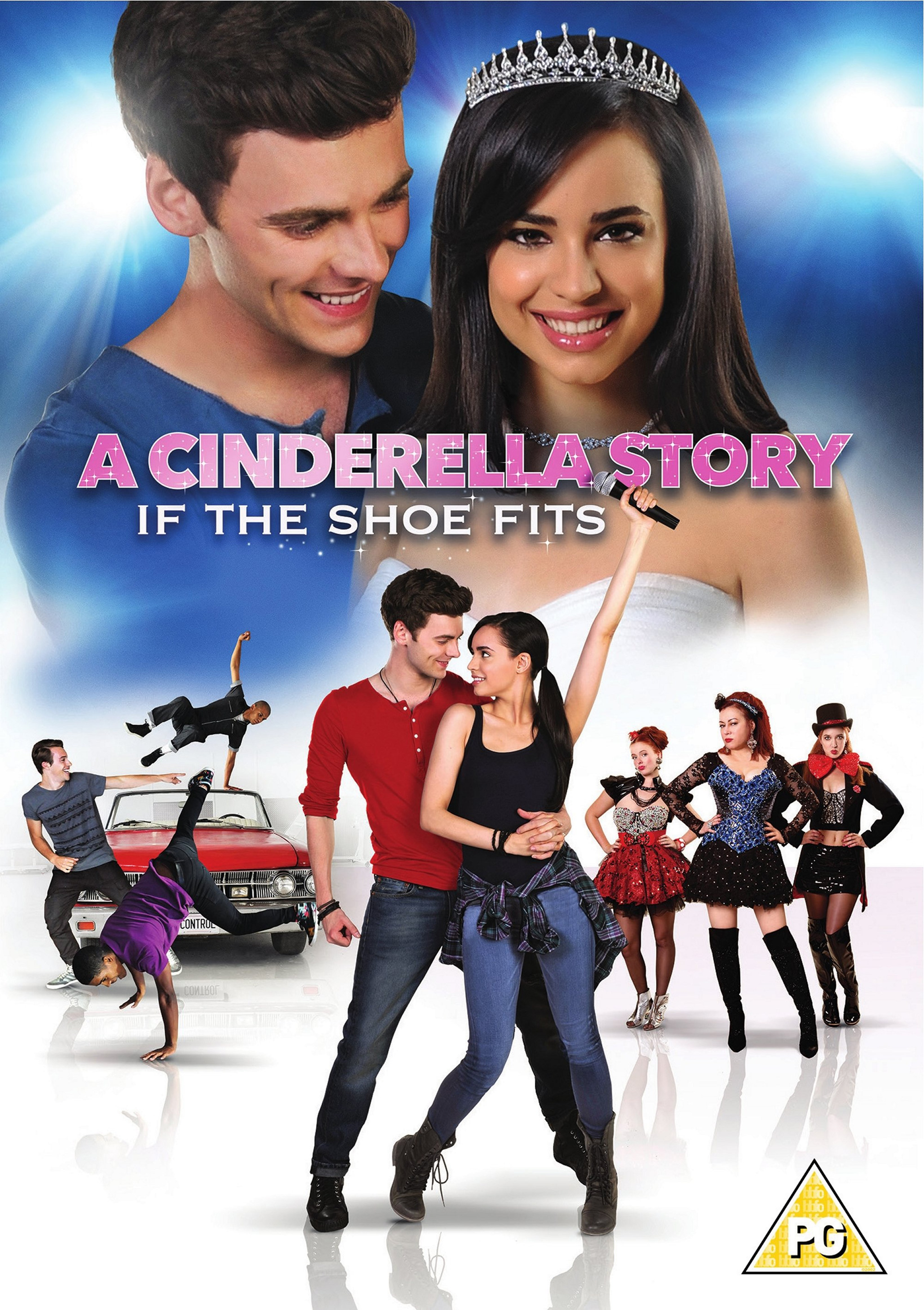 A Cinderella Story - If the Shoe Fits - 1