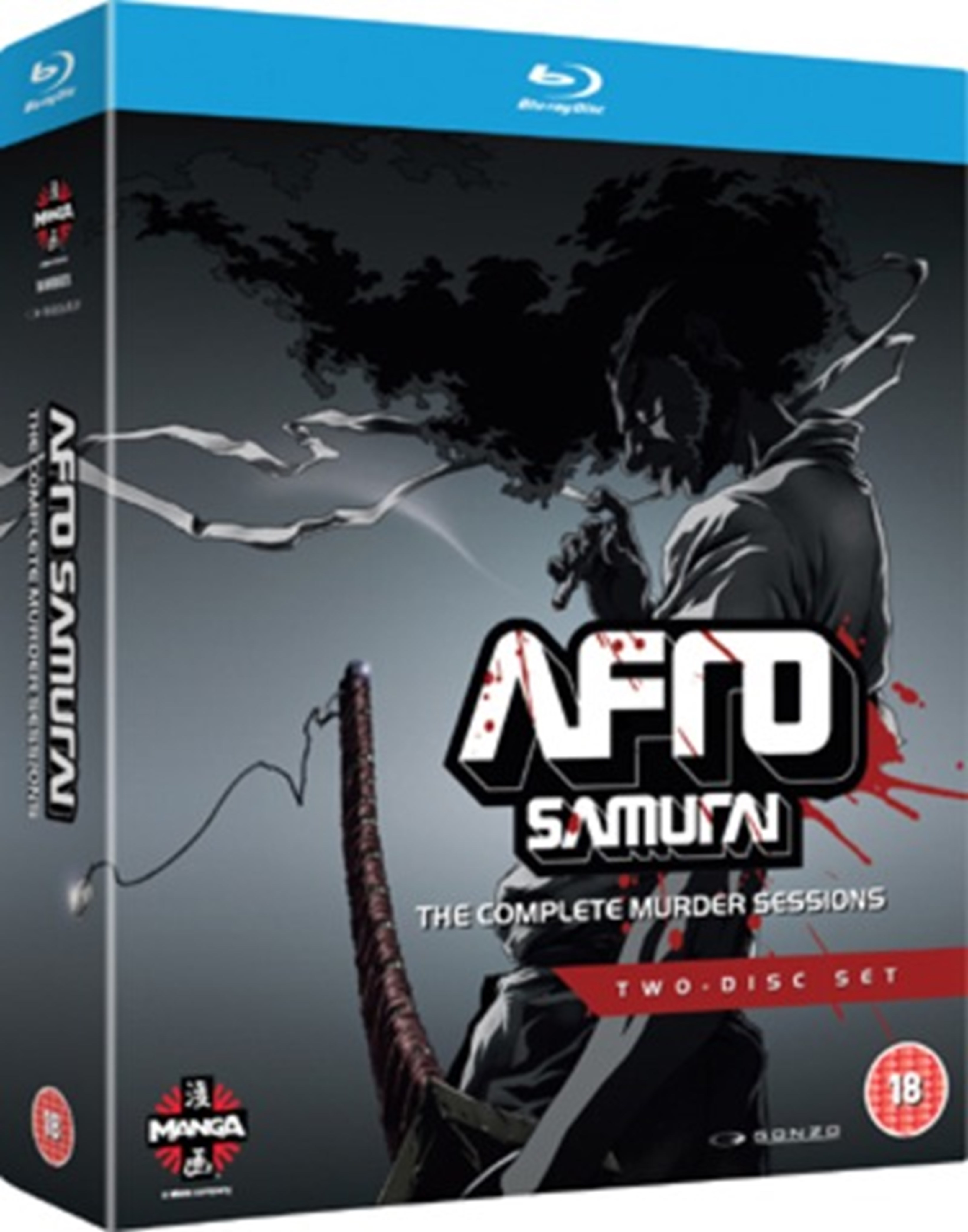 Afro Samurai: The Complete Murder Sessions - 1