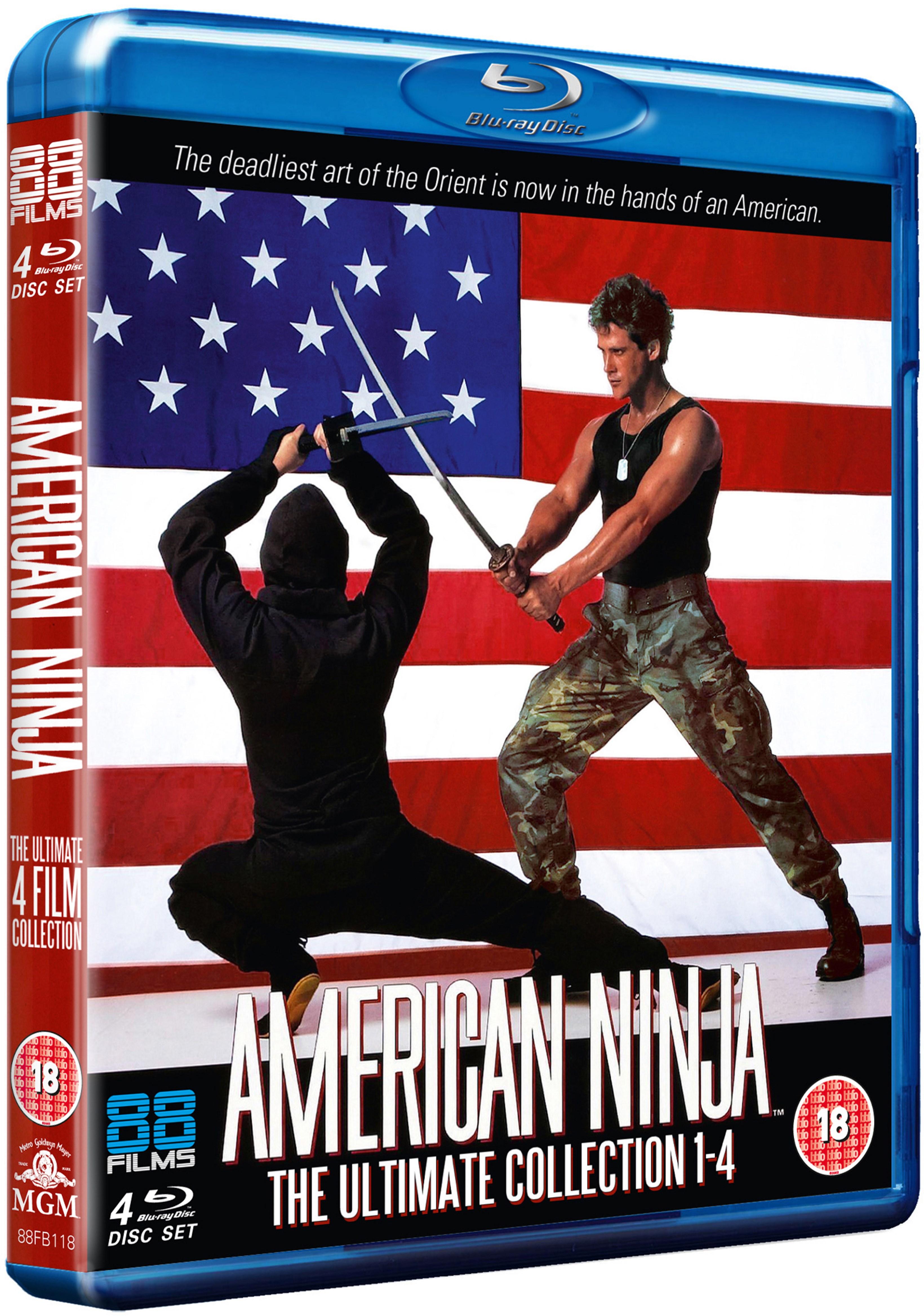 American Ninja: Collection - 2