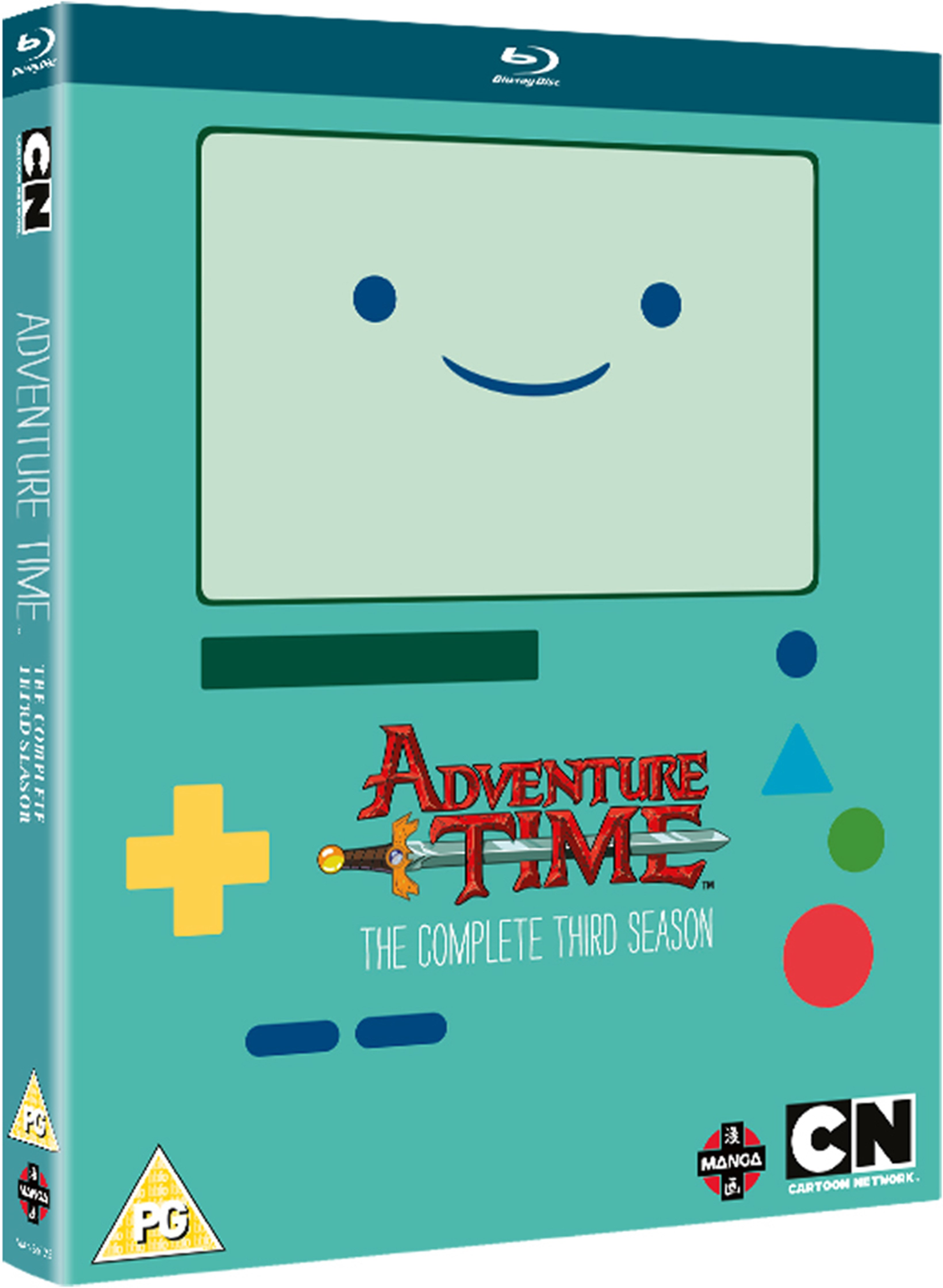 Adventure Time: The Complete Third Season - 2