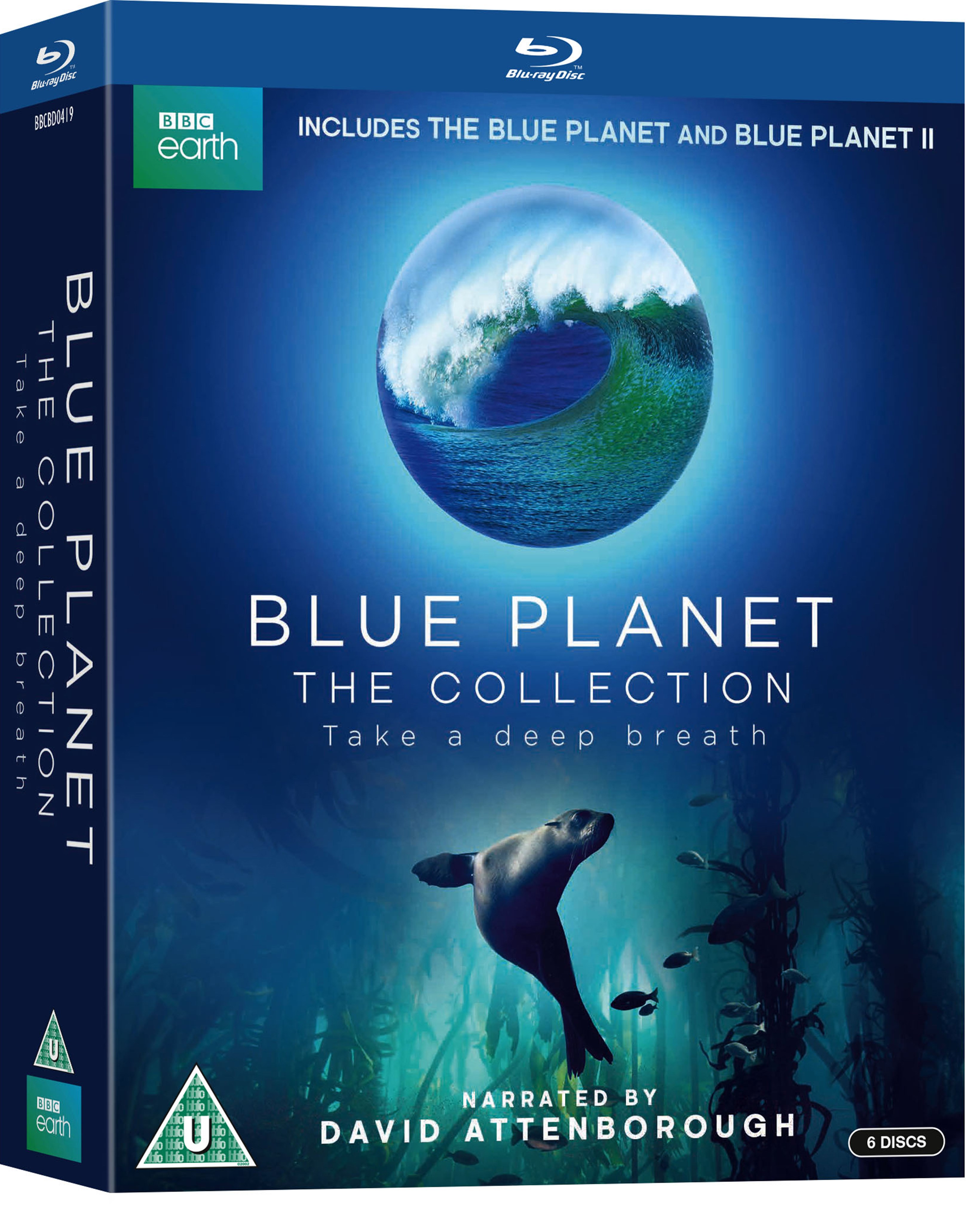 Blue Planet: The Collection - 2