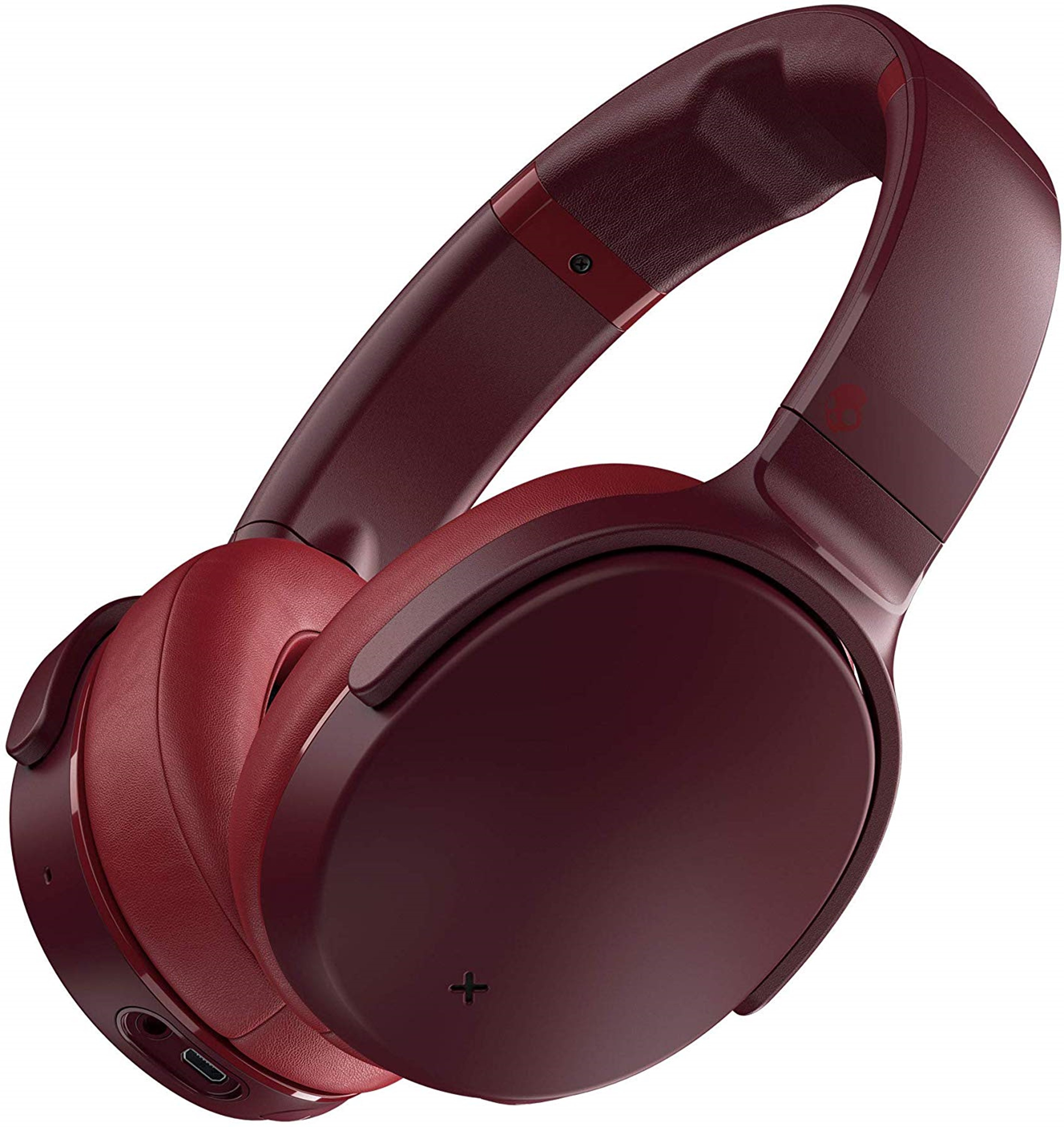 Skullcandy Venue Moab Red Active Noise Cancelling Bluetooth Headphones - 1