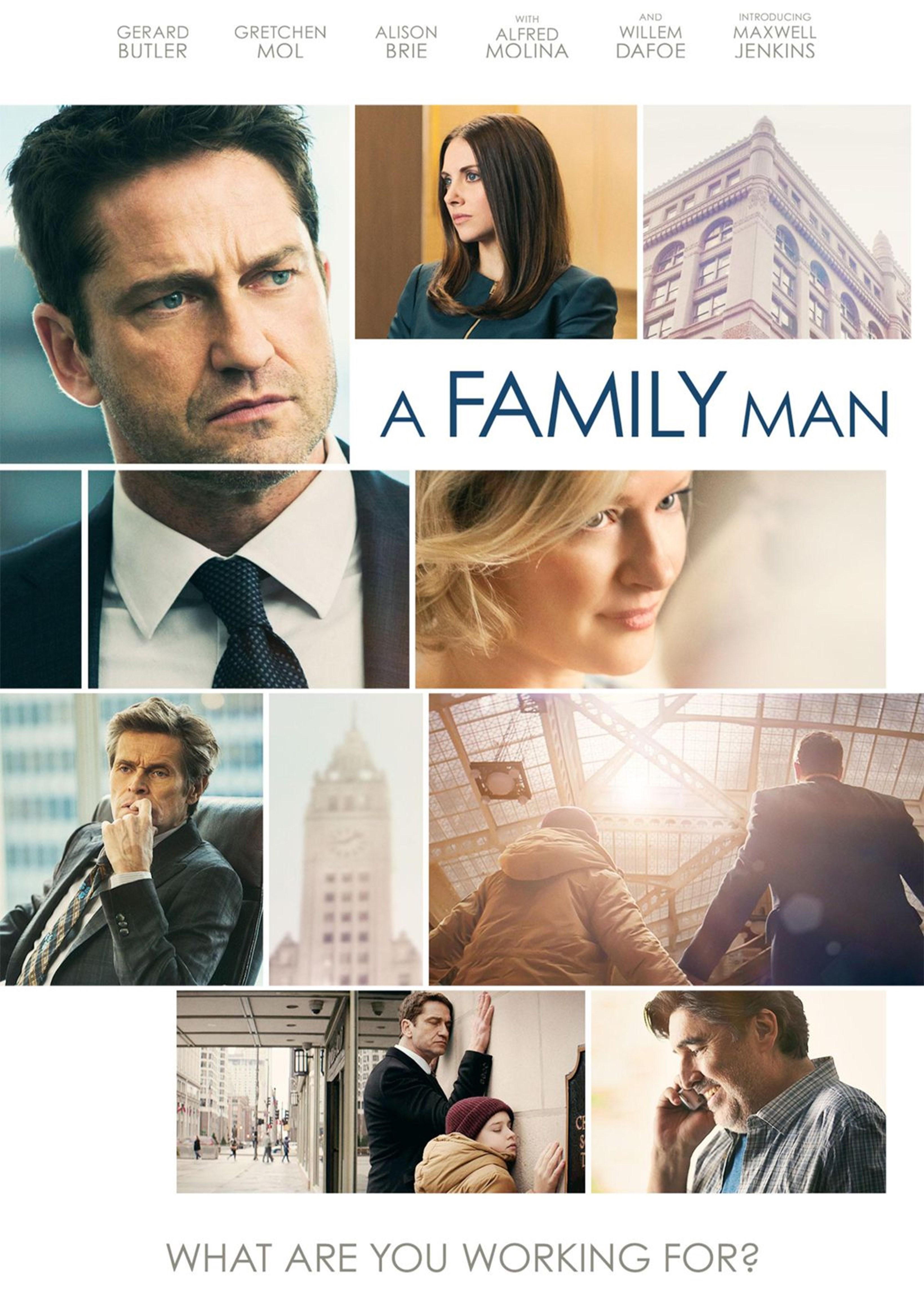 A Family Man - 1
