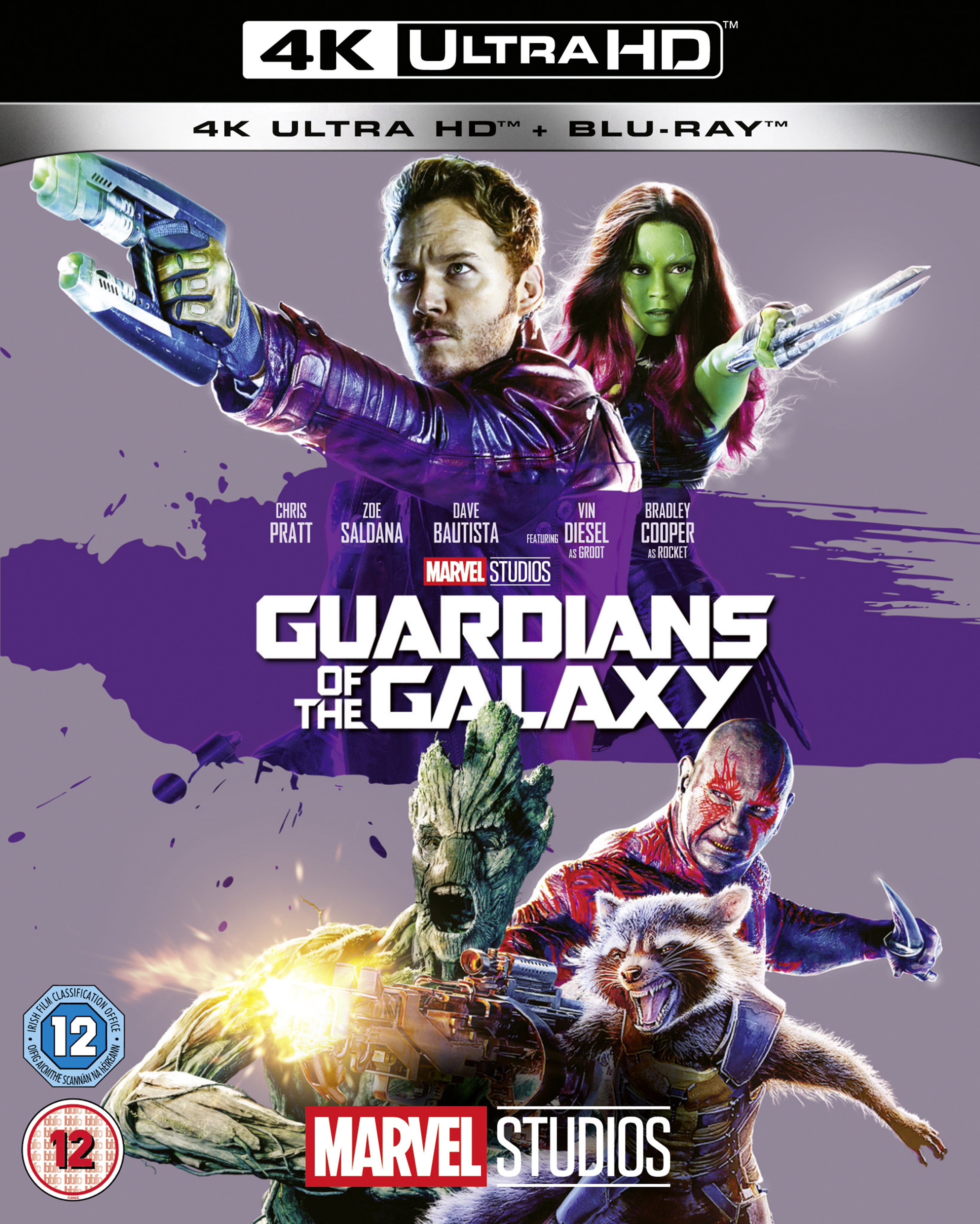 Guardians of the Galaxy - 1