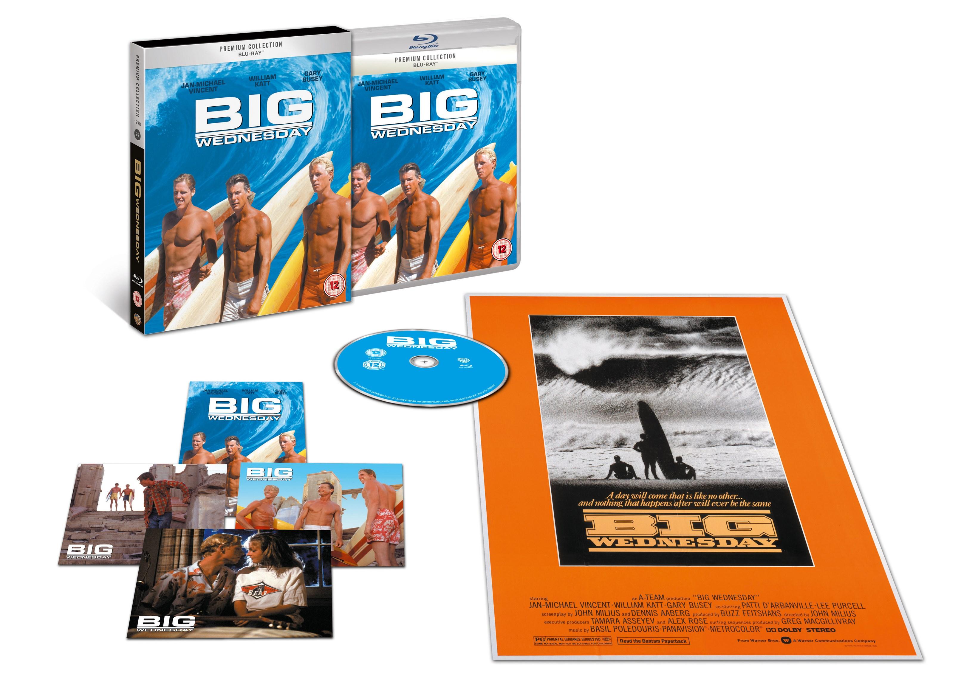 Big Wednesday (hmv Exclusive) - The Premium Collection - 3