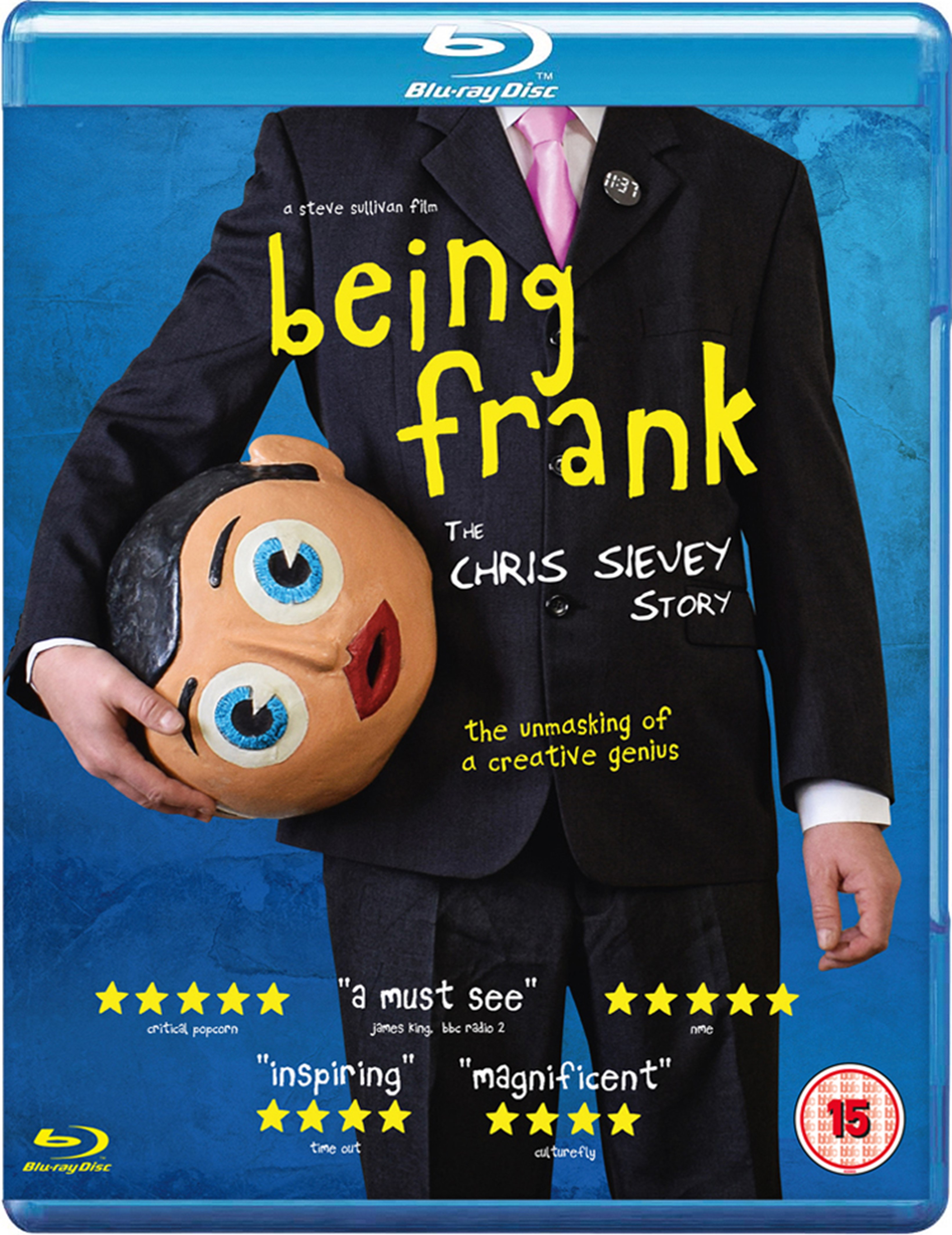 Being Frank - The Chris Sievey Story - 1