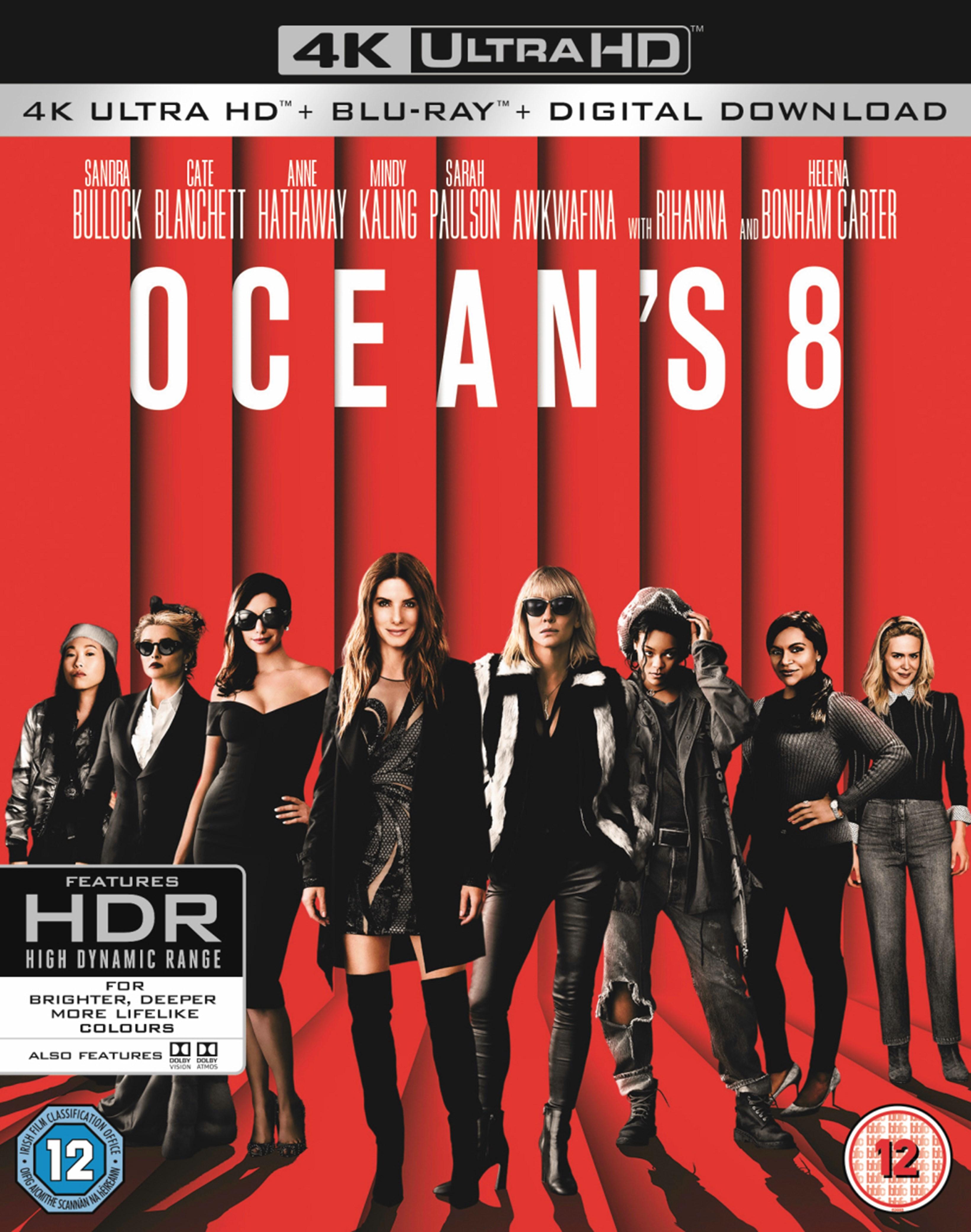 Ocean's 8 - 1