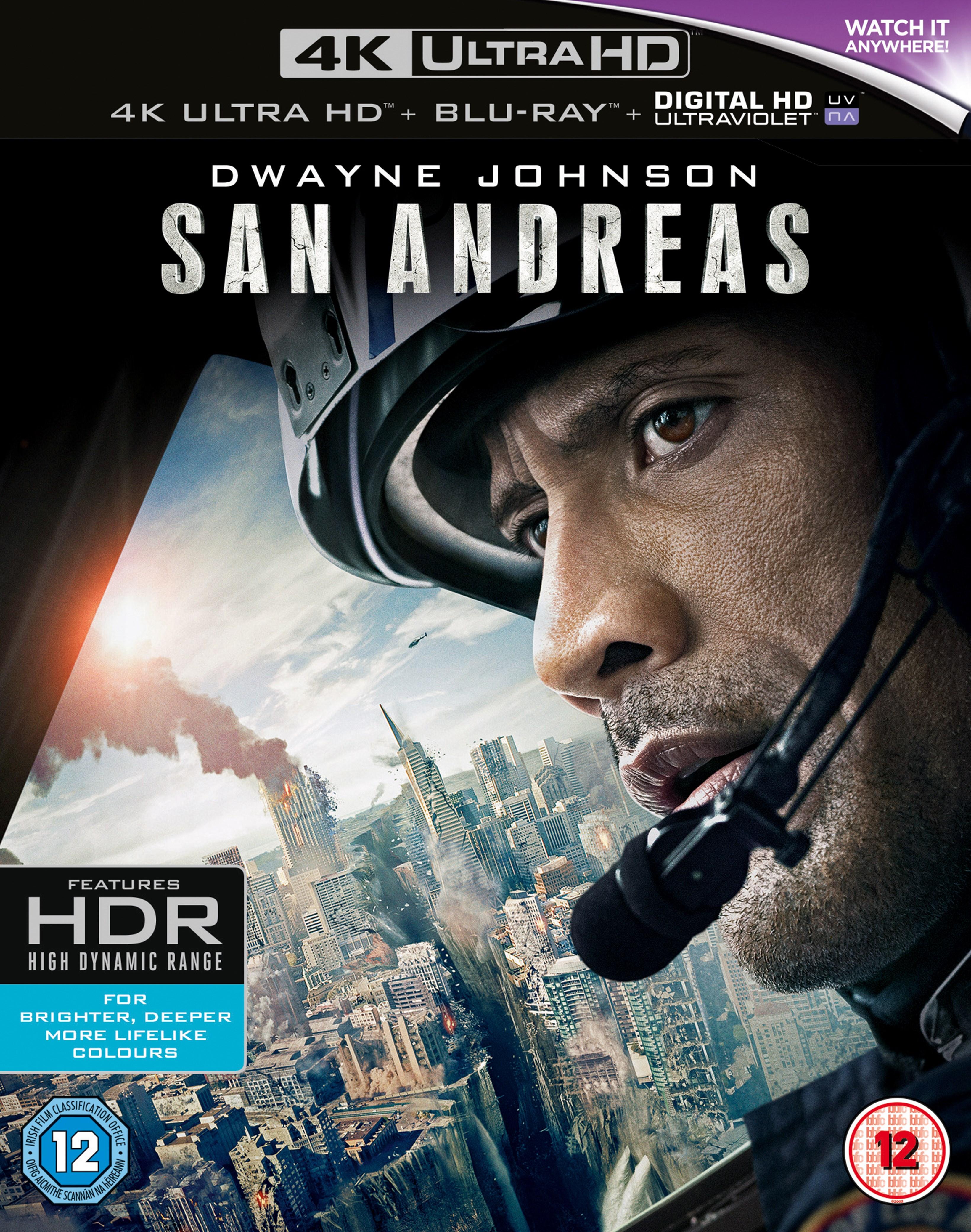 San Andreas - 1