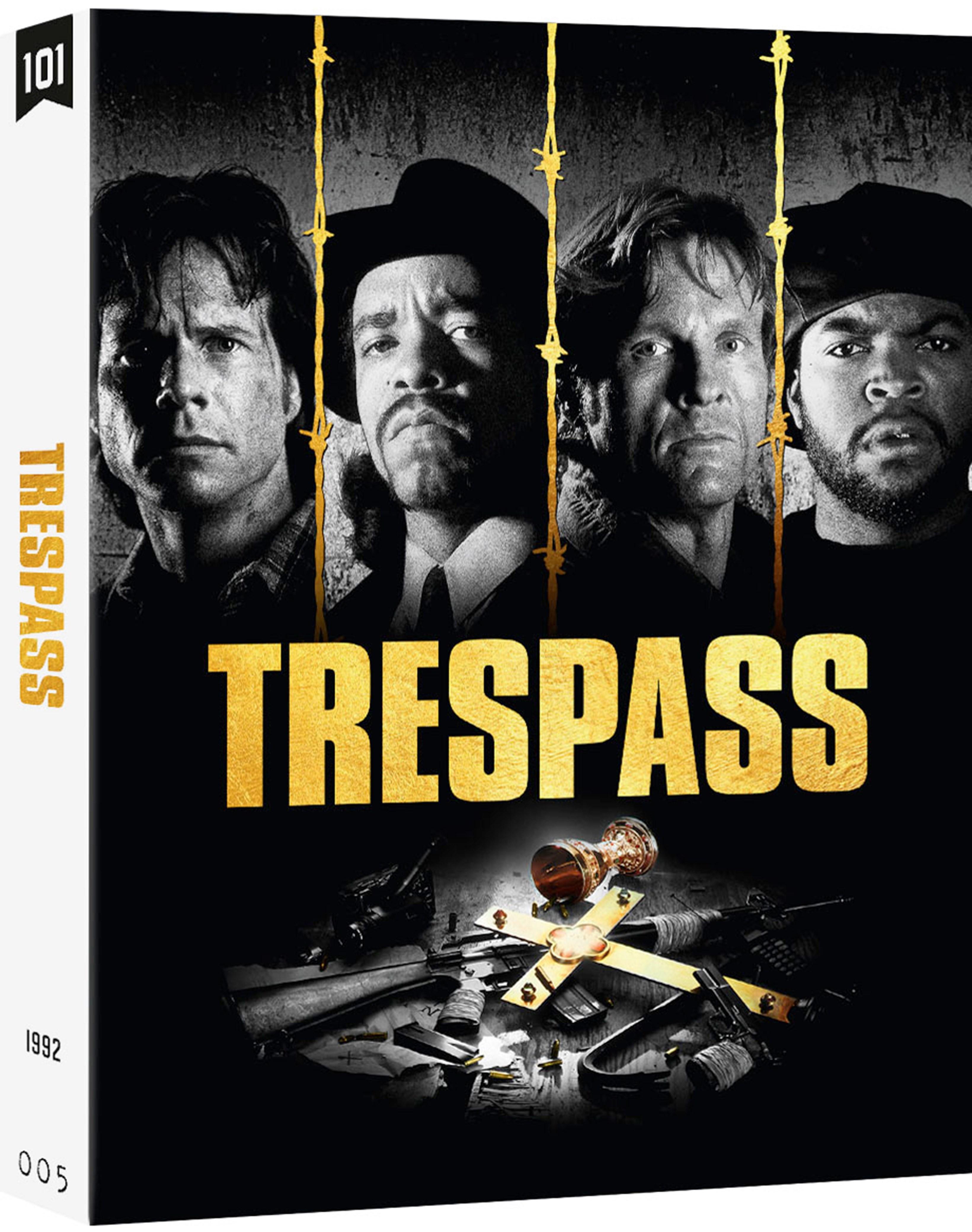 Trespass - 3
